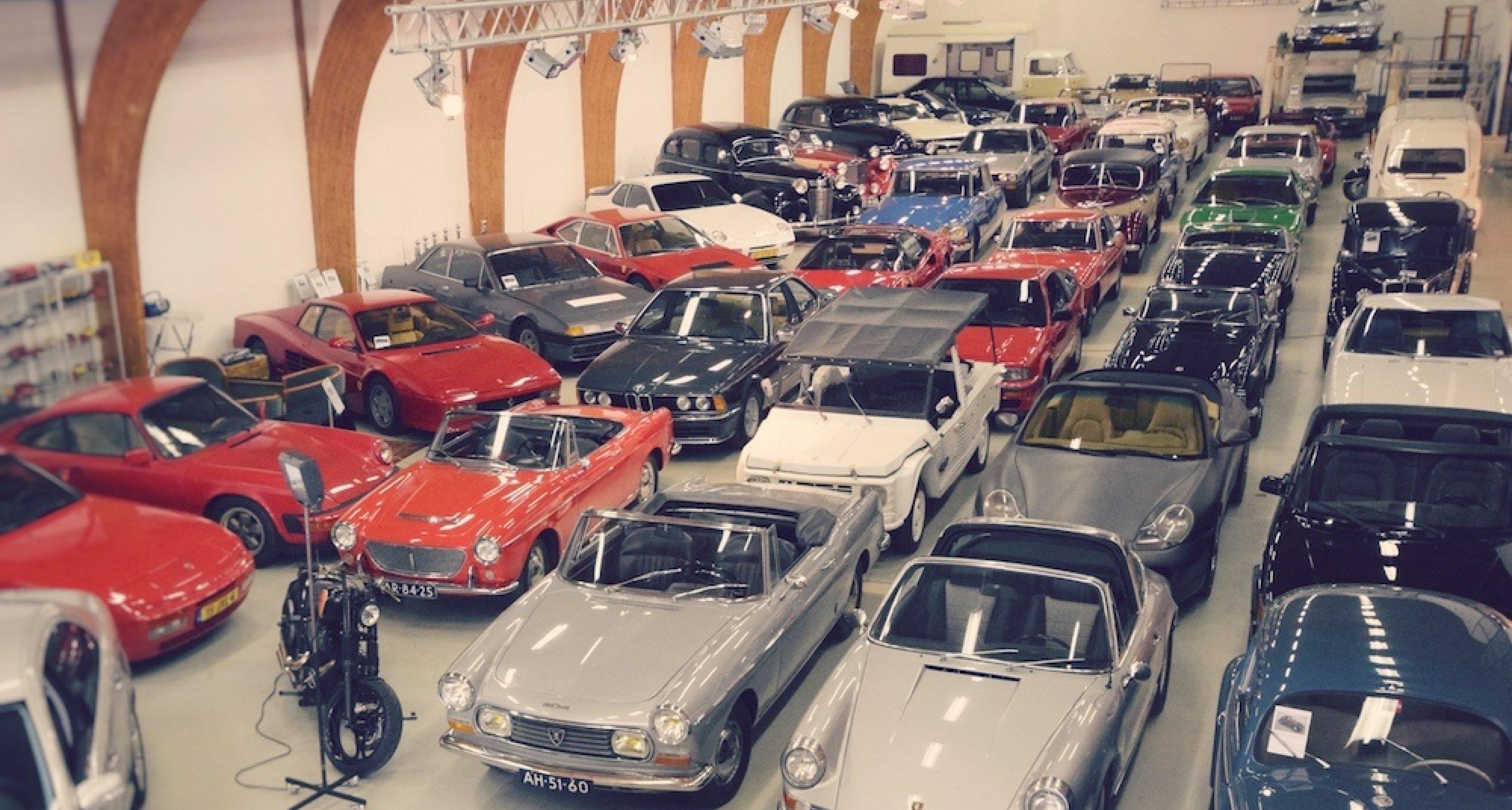 Classic Car Auctions Auctions Classic Driver - Classic car auctions