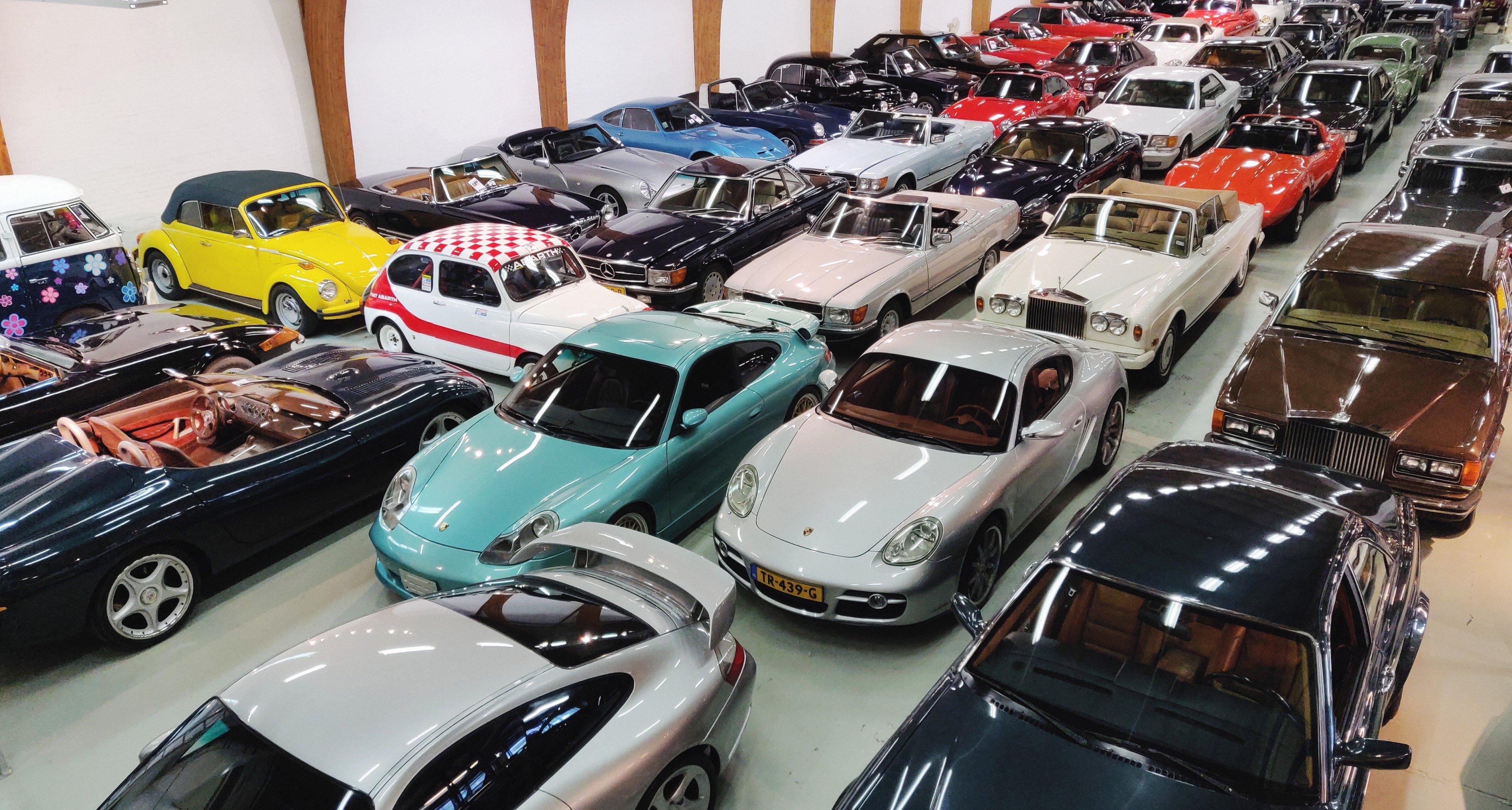 Car Auctions Online >> Classic Car Auctions Auctions Classic Driver