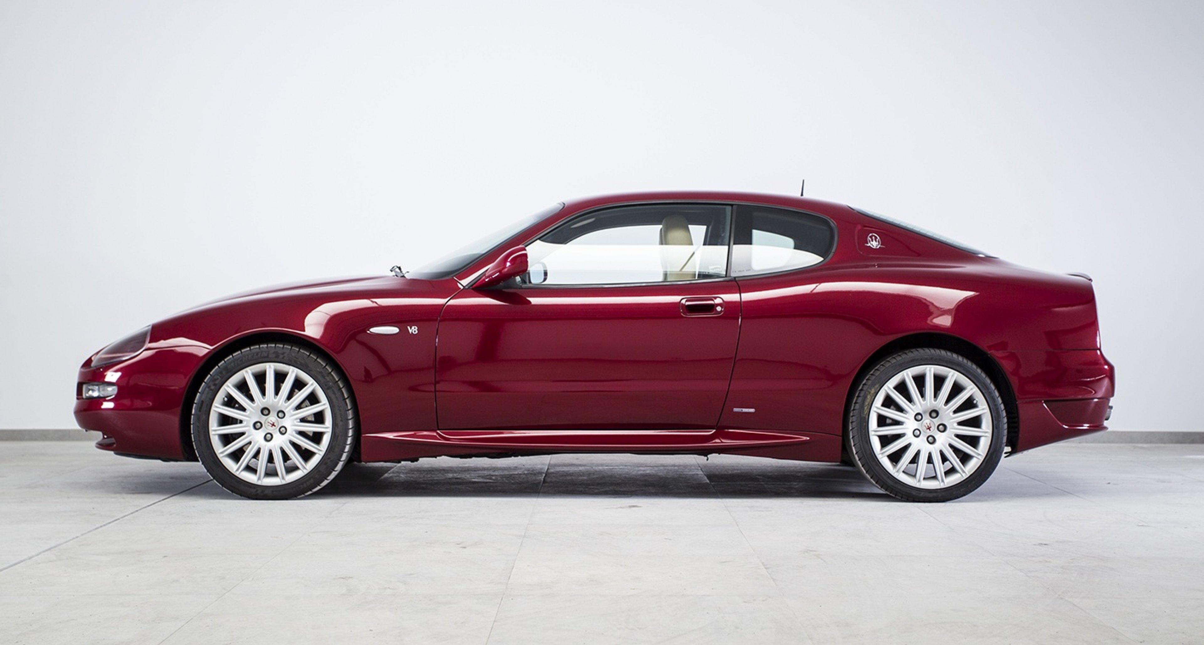 Maserati  Coupe V Cambiocorsa Kit Grandsport