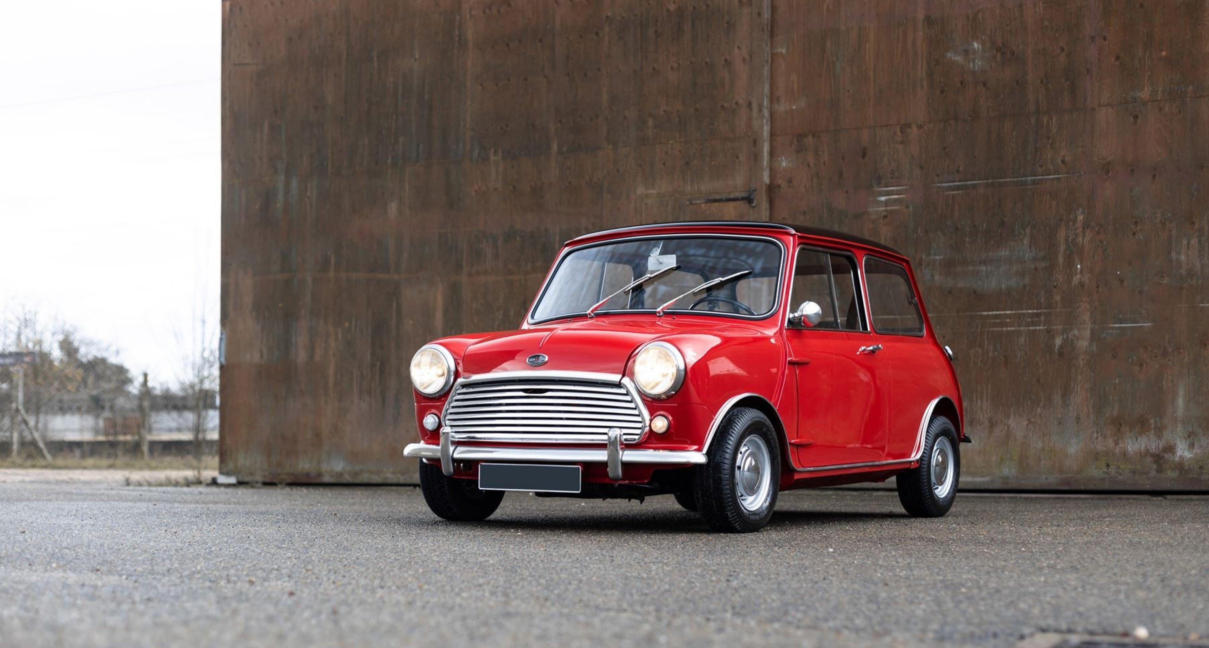 My Mini Revolution Classic Driver