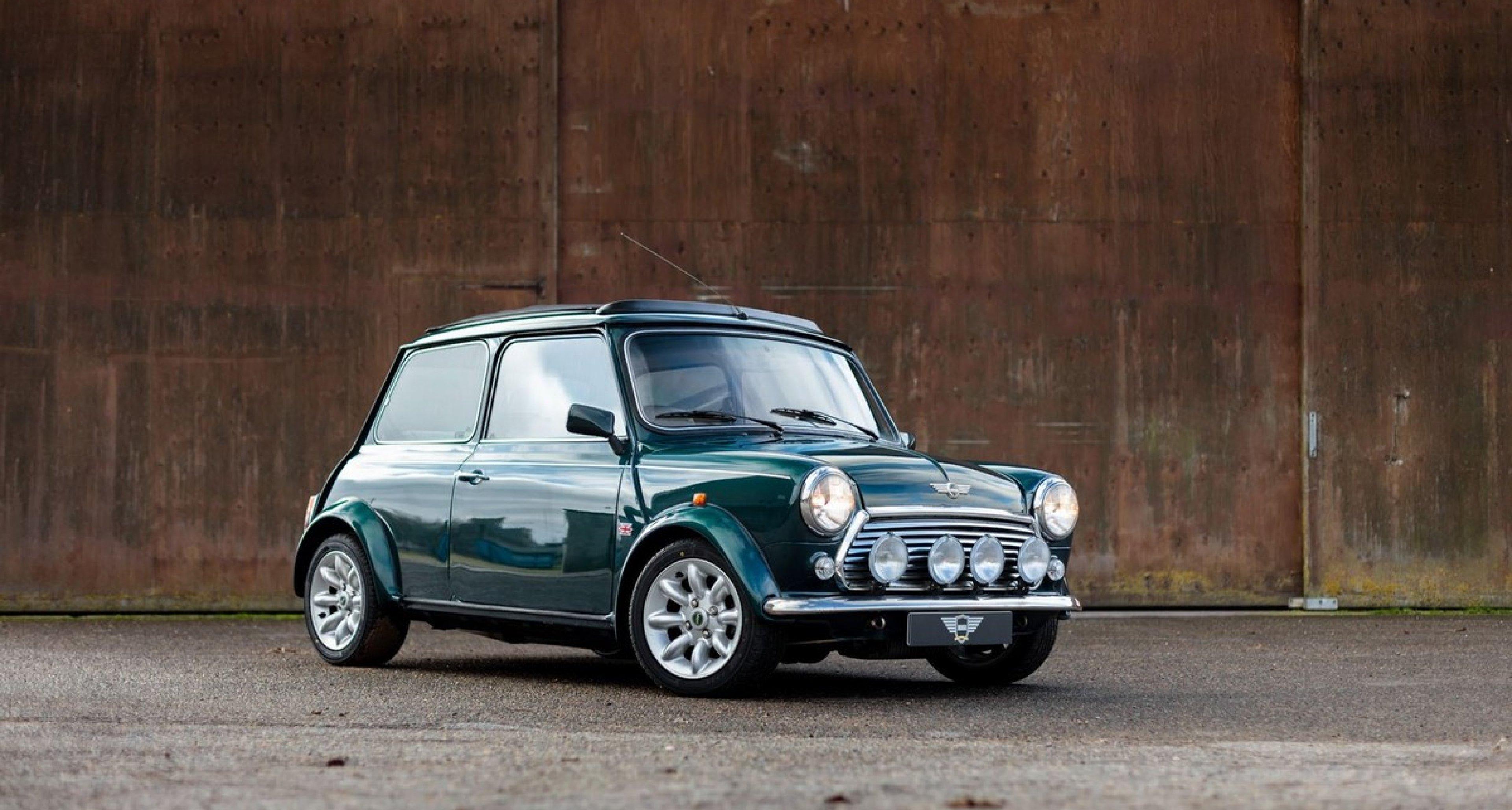 1959 Mini Clic Cooper 1 3 Mpi British