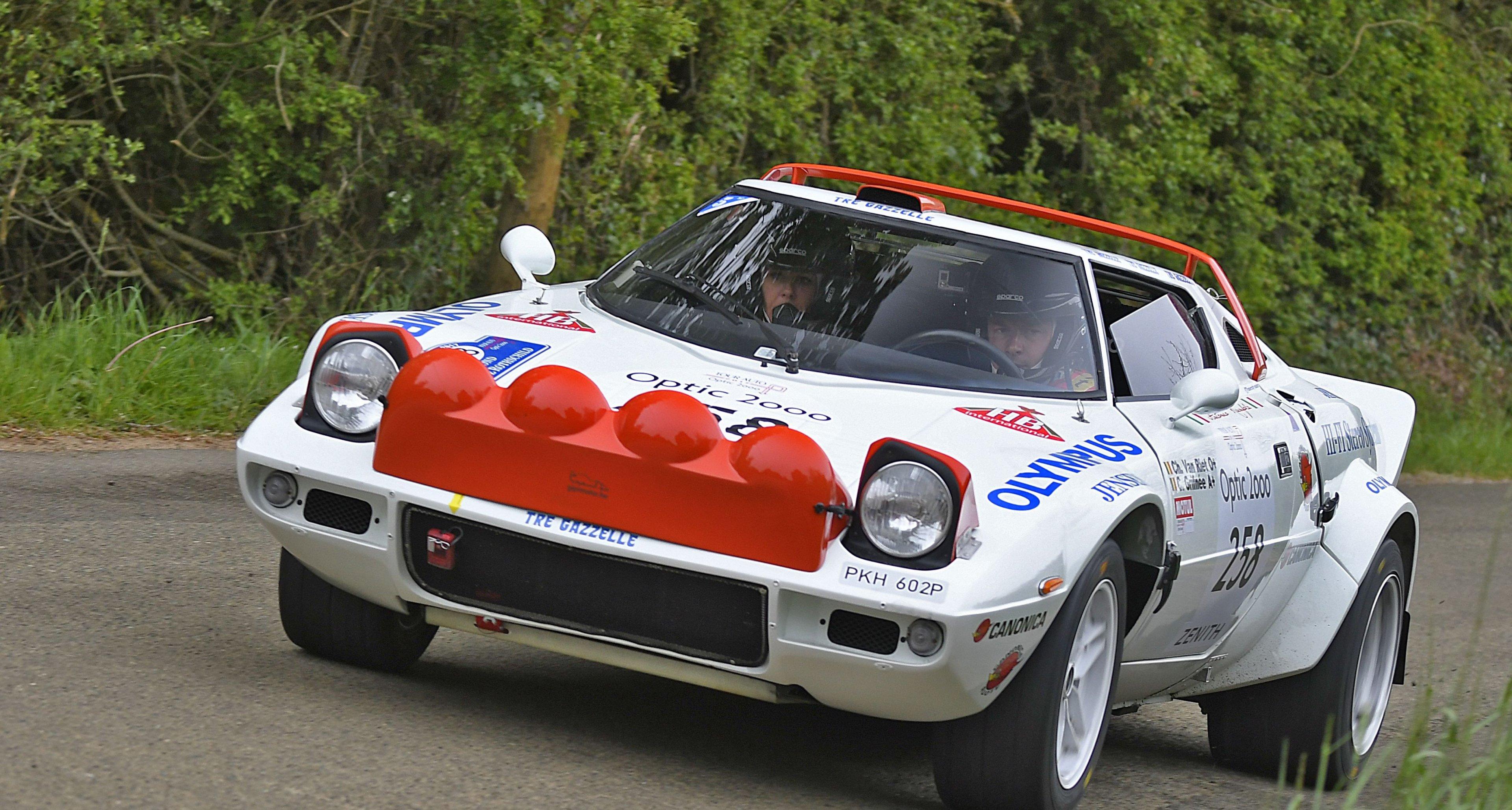 2dea14a7958134 1975 Lancia Stratos - Lancia Stratos Gr IV ex Delta Corse and Jolly Club  with 47