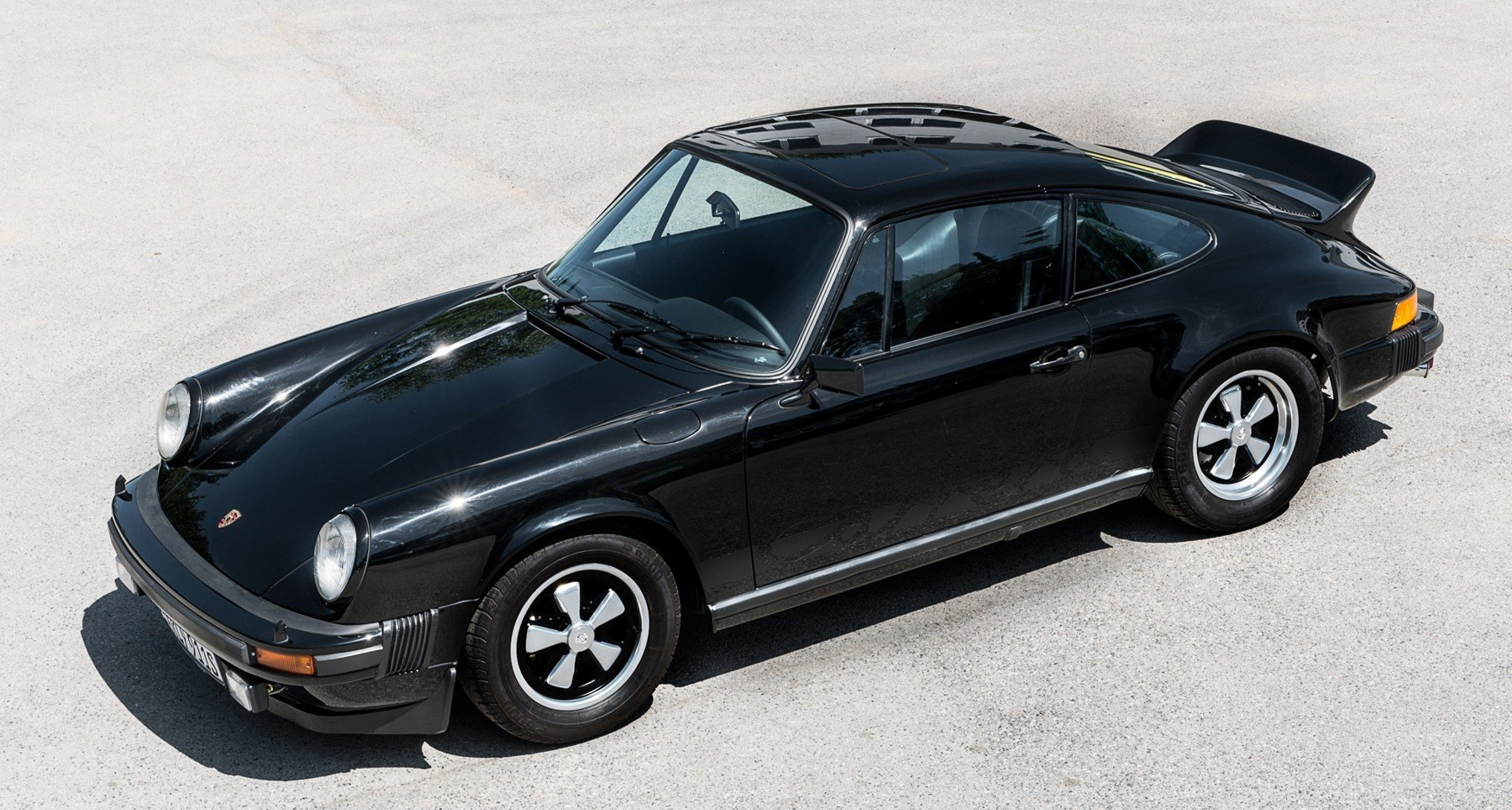 Early 911s Classic Driver
