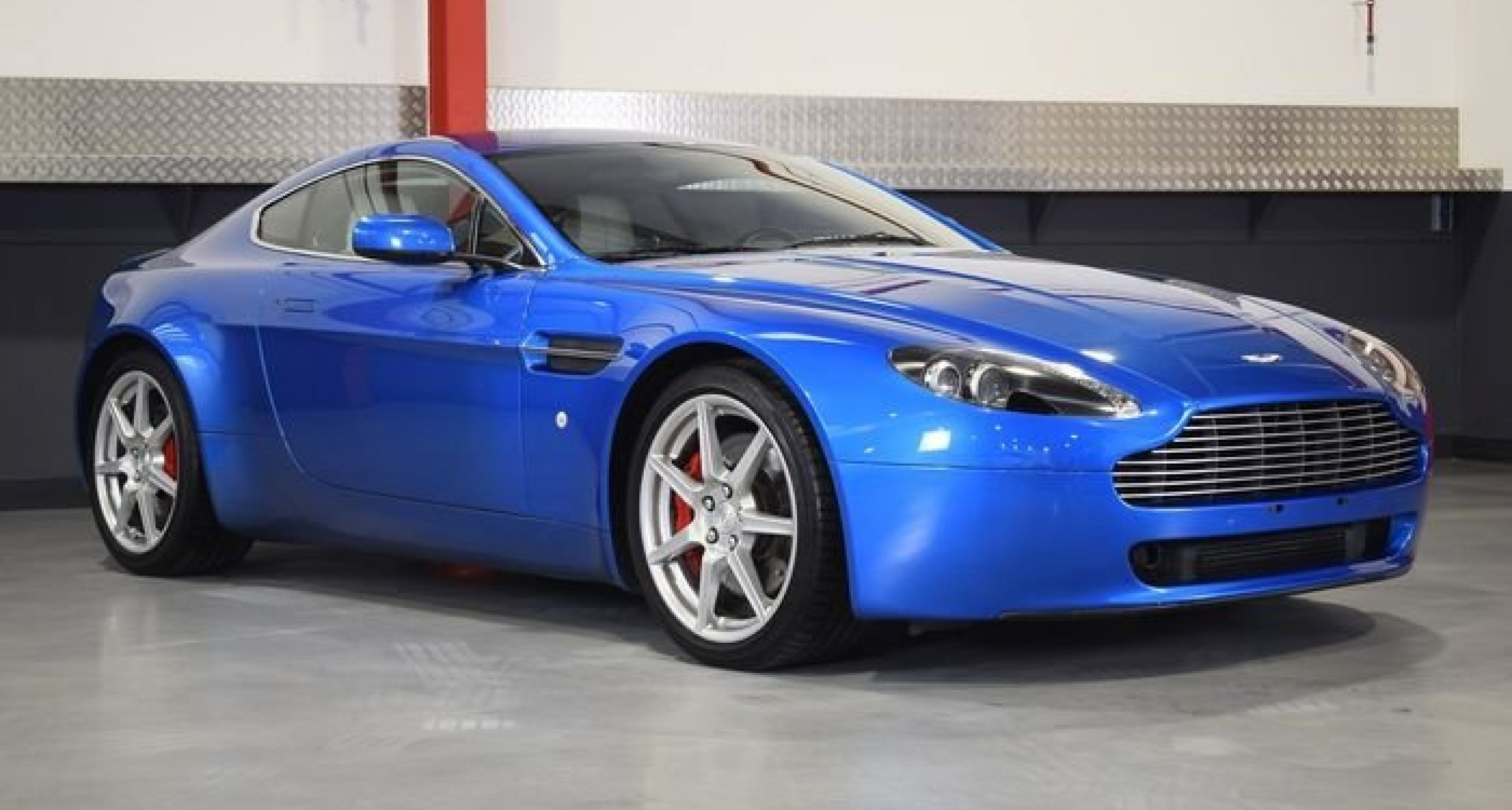 2007 Aston Martin V8 Vantage Classic Driver Market