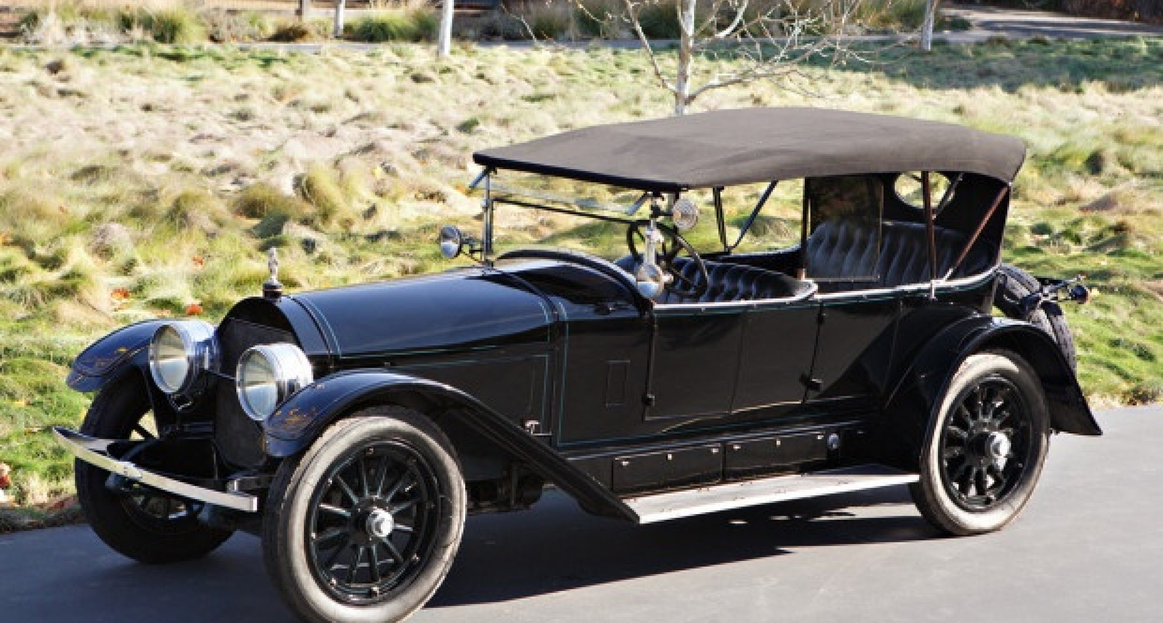 Image result for gooding scottsdale 2019 1920 Locomobile 48 Sportif