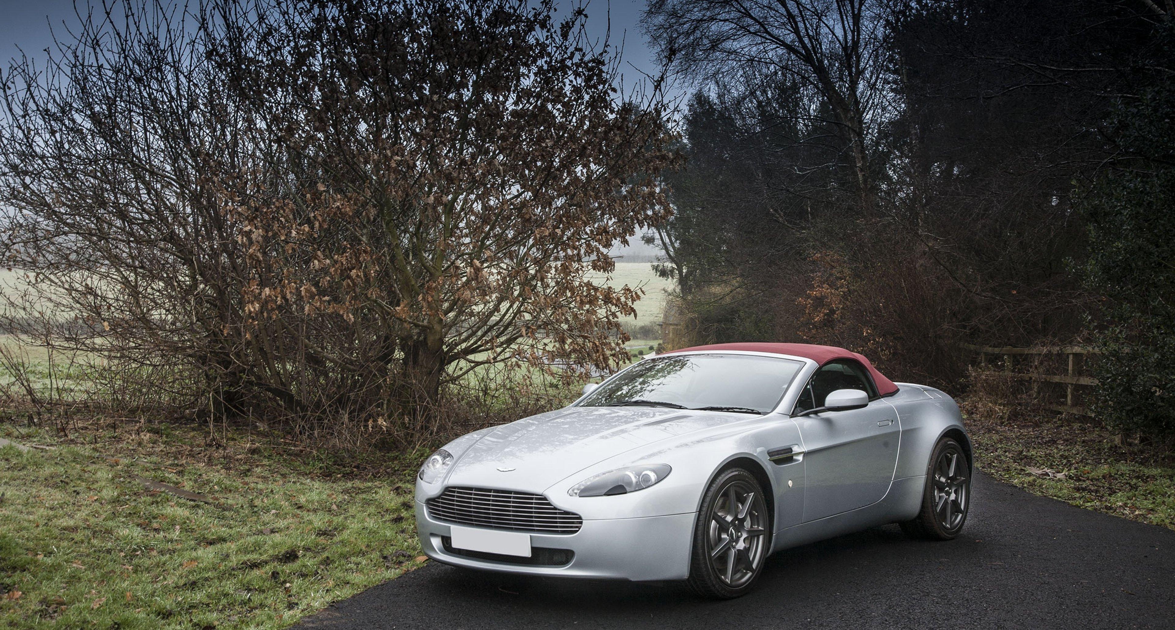 aston martin sale. 2009 Aston Martin V8 Vantage Sale