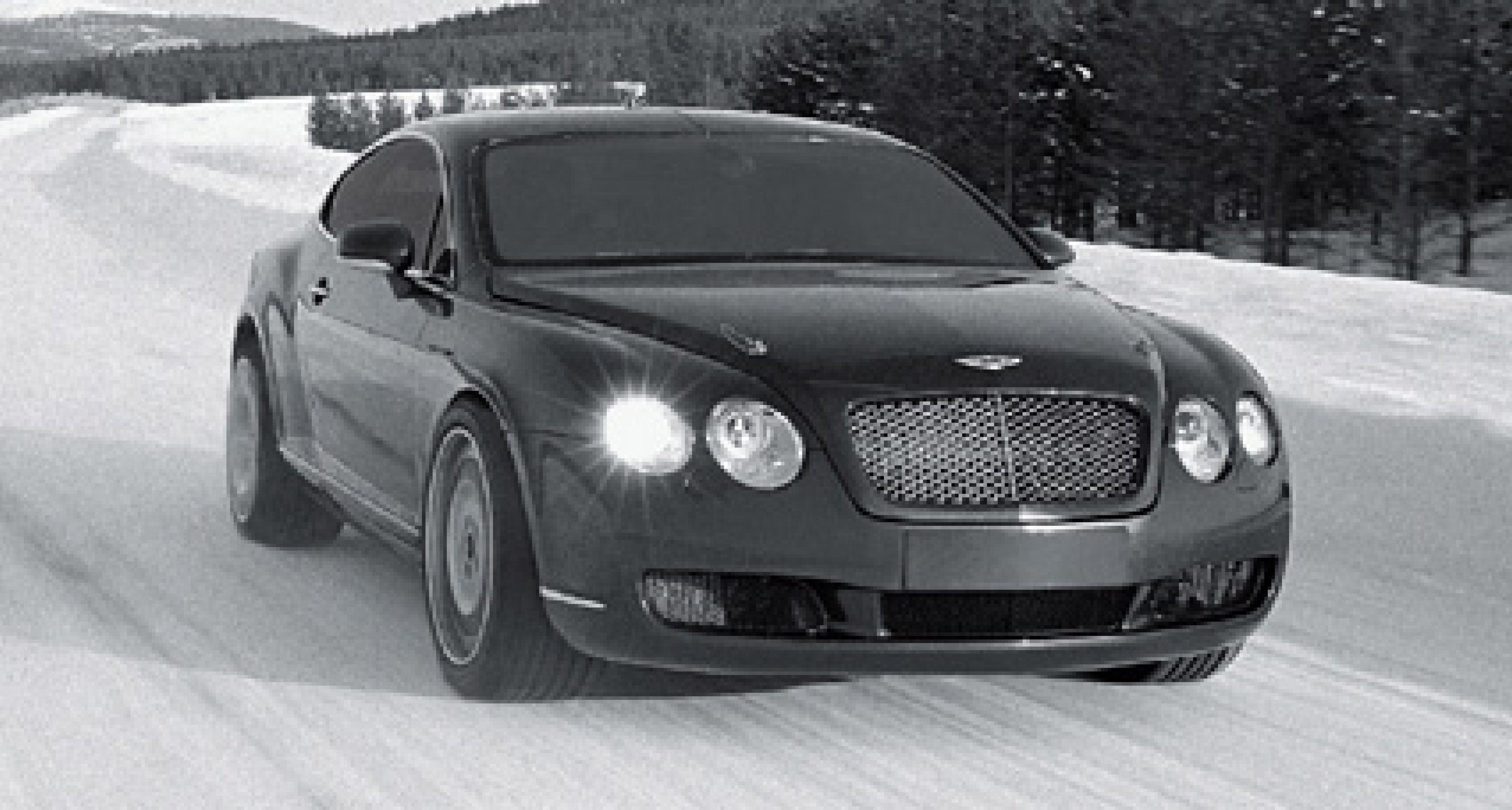 Bentley GT - Latest News