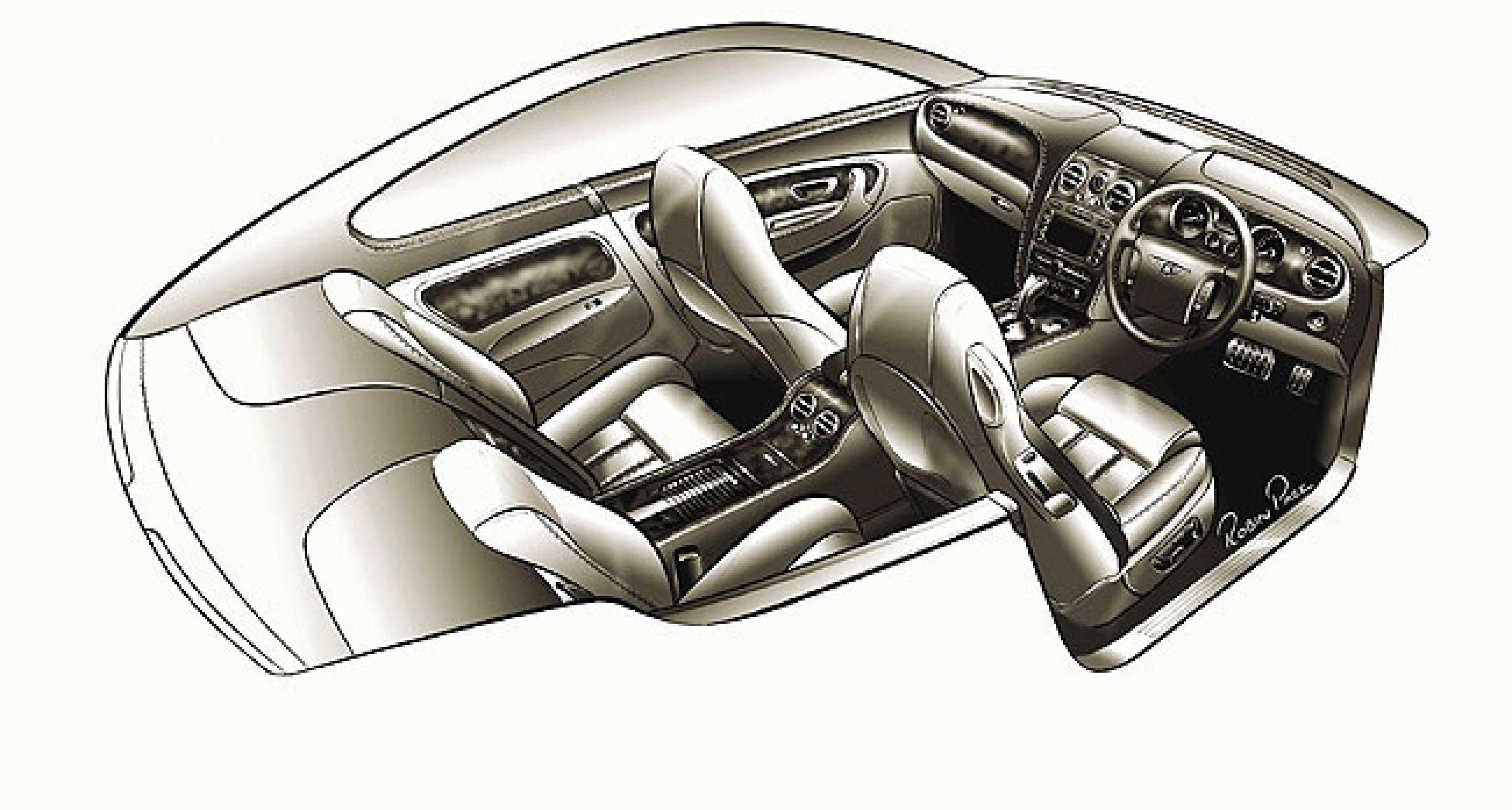 Bentley GT Coupé: Wiedergeburt des viersitzigen Grand Touring