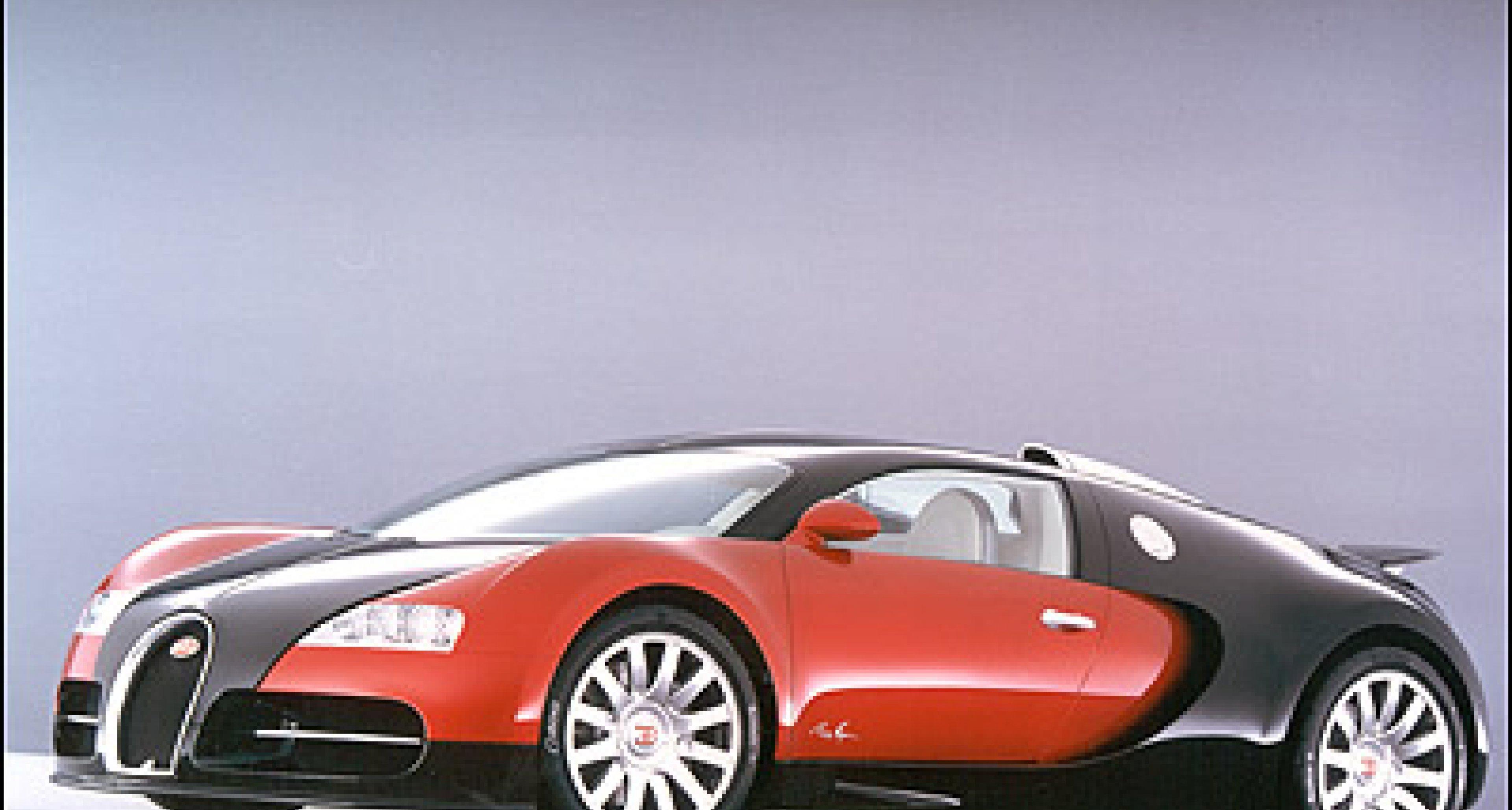 Bugatti 16.4 Veyron: Schon 75 Bestellungen