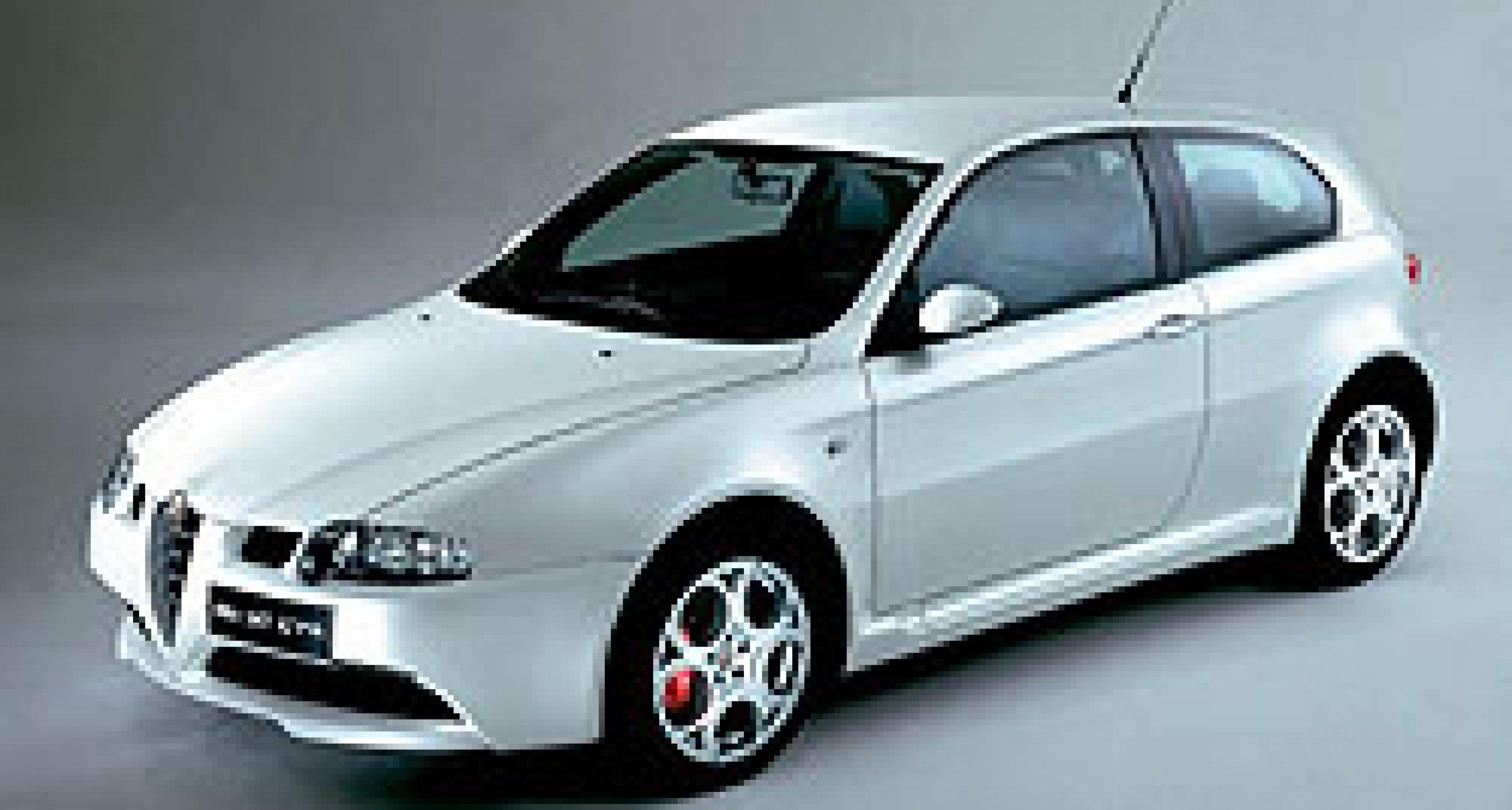 Alfa Romeo in Paris 2002: Zwei Weltpremieren