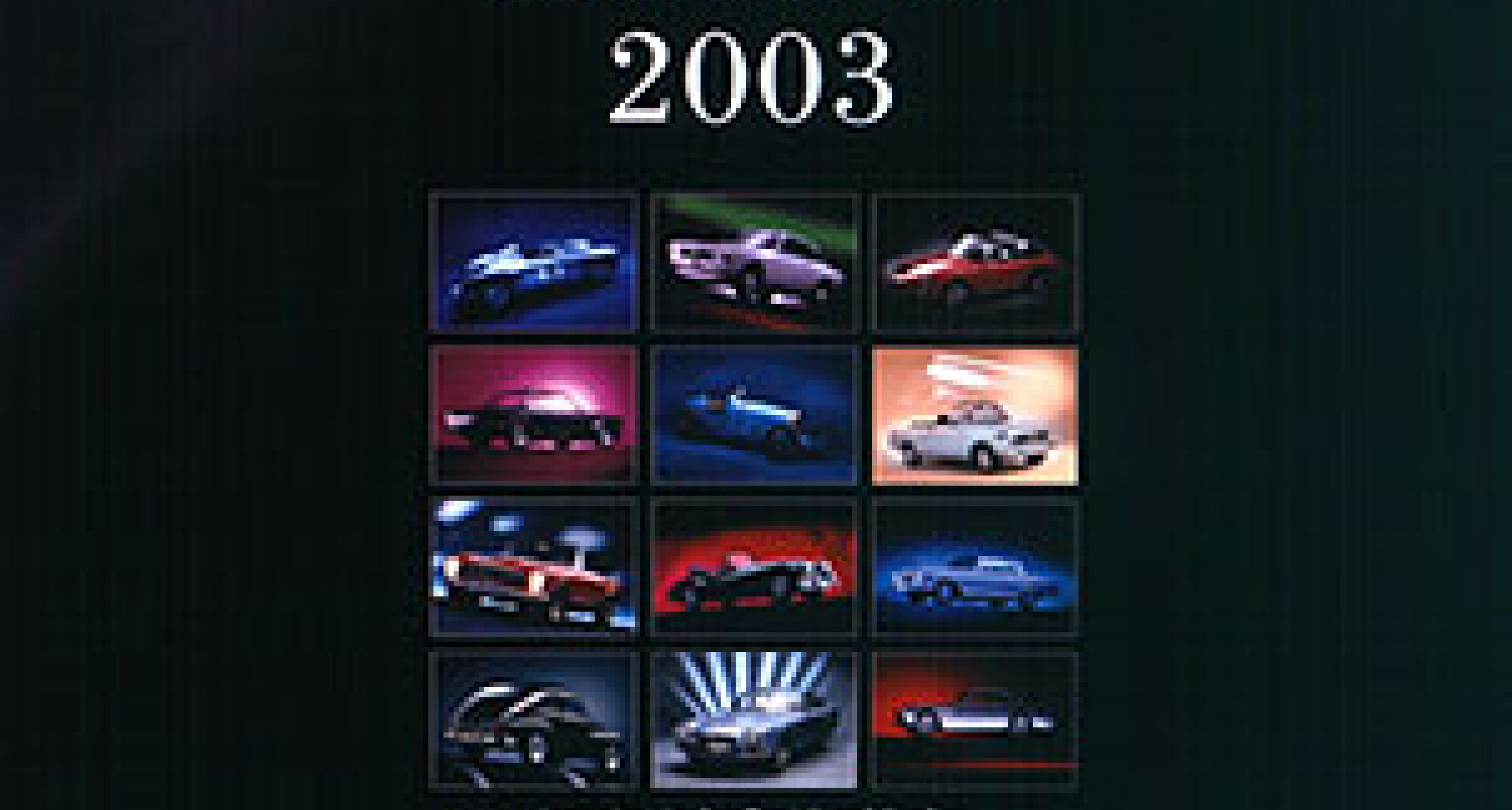 René Staud: Die neuen Automobilkalender