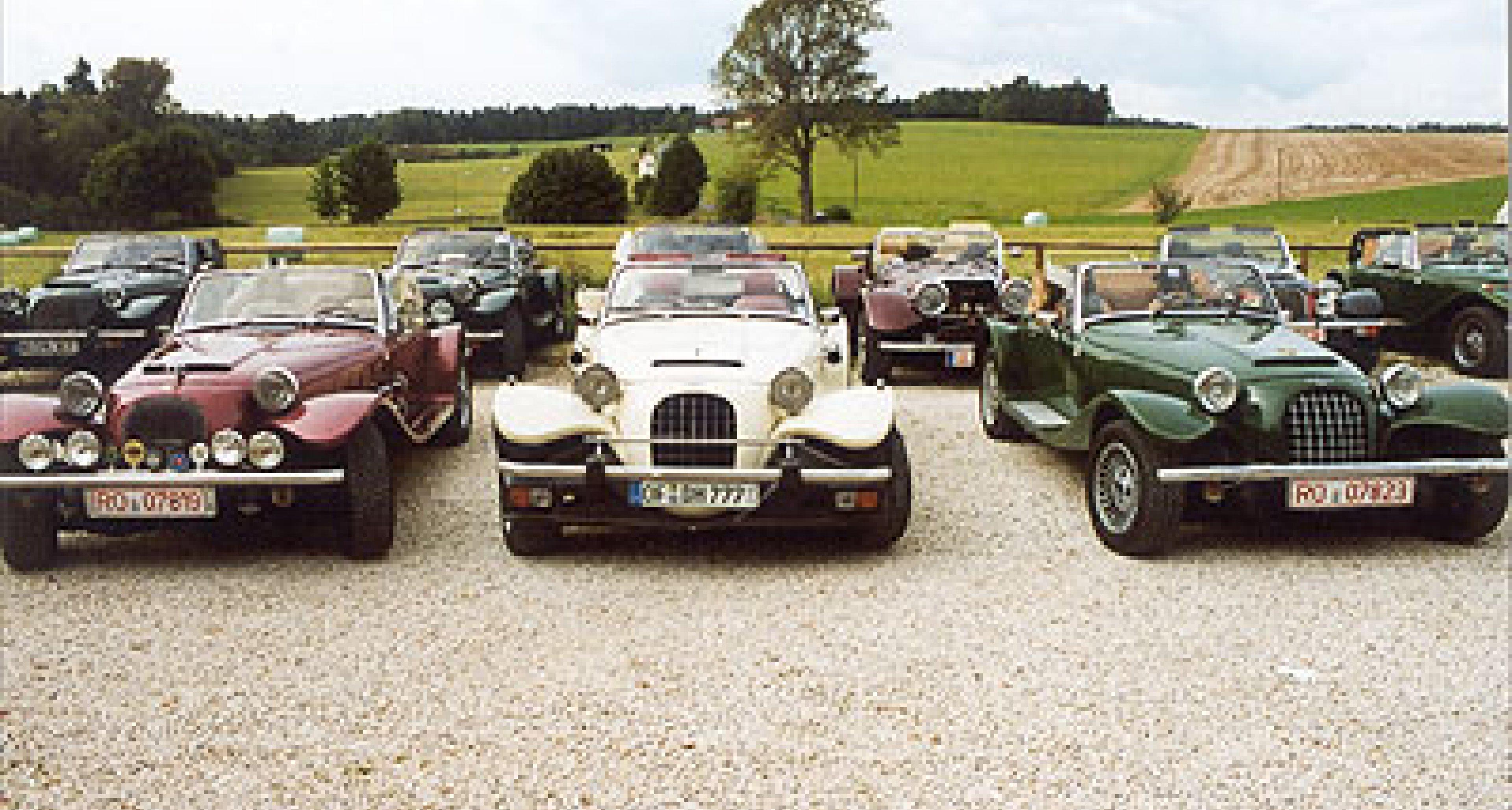Panther Car Club
