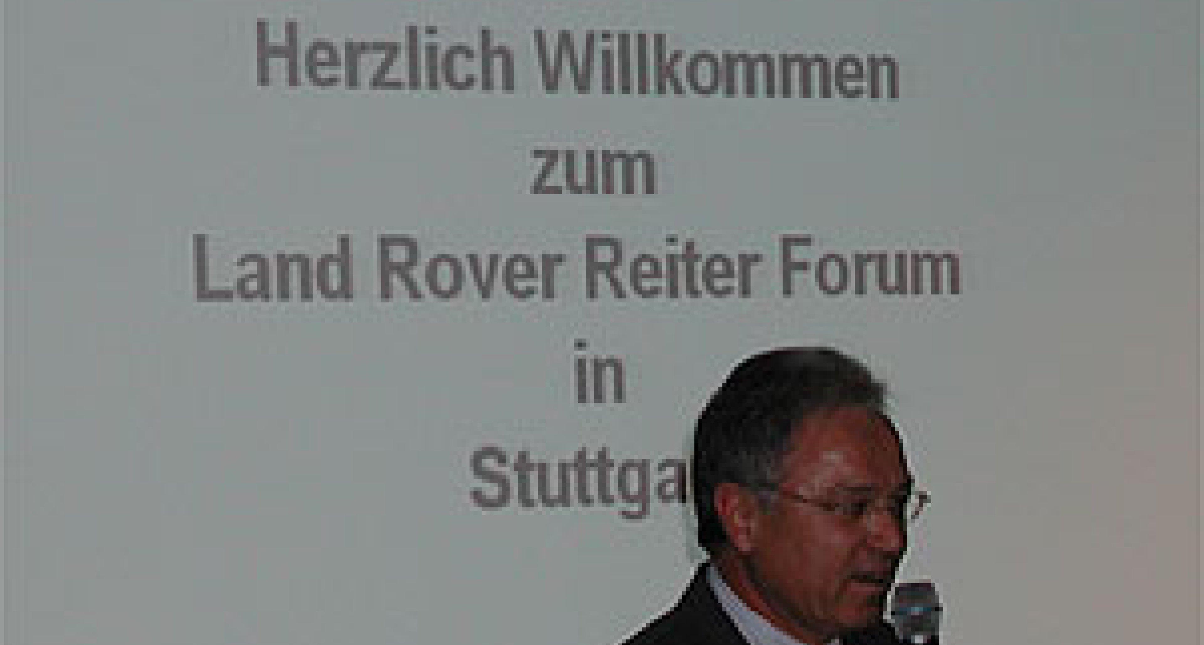 """Ein Abend der Pferdestärken: 2. """"Reiterforum"""" bei Premium Cars Stuttgart"""