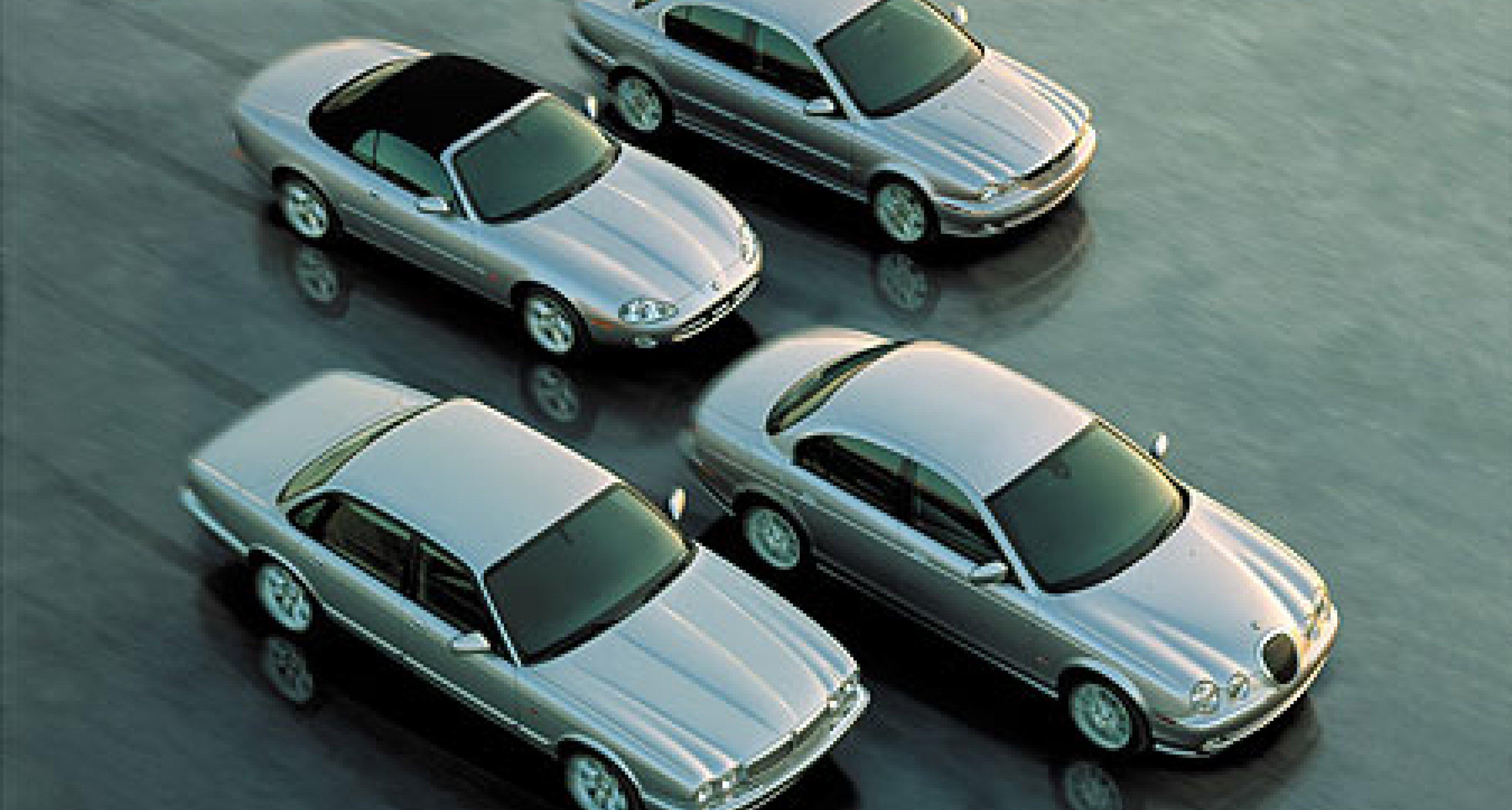 Jaguar baut neues Testzentrum am Nürburgring