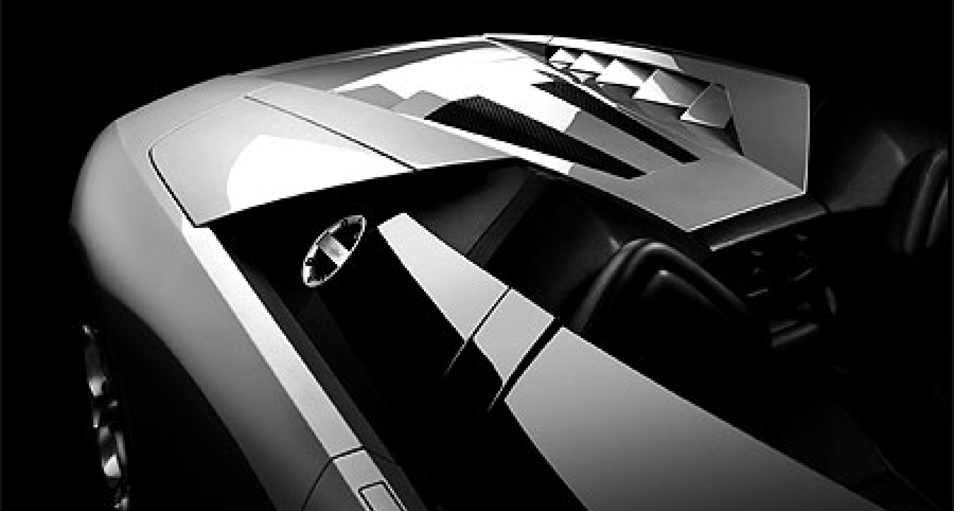 Lamborghini in Detroit 2003: Aufregende Studie