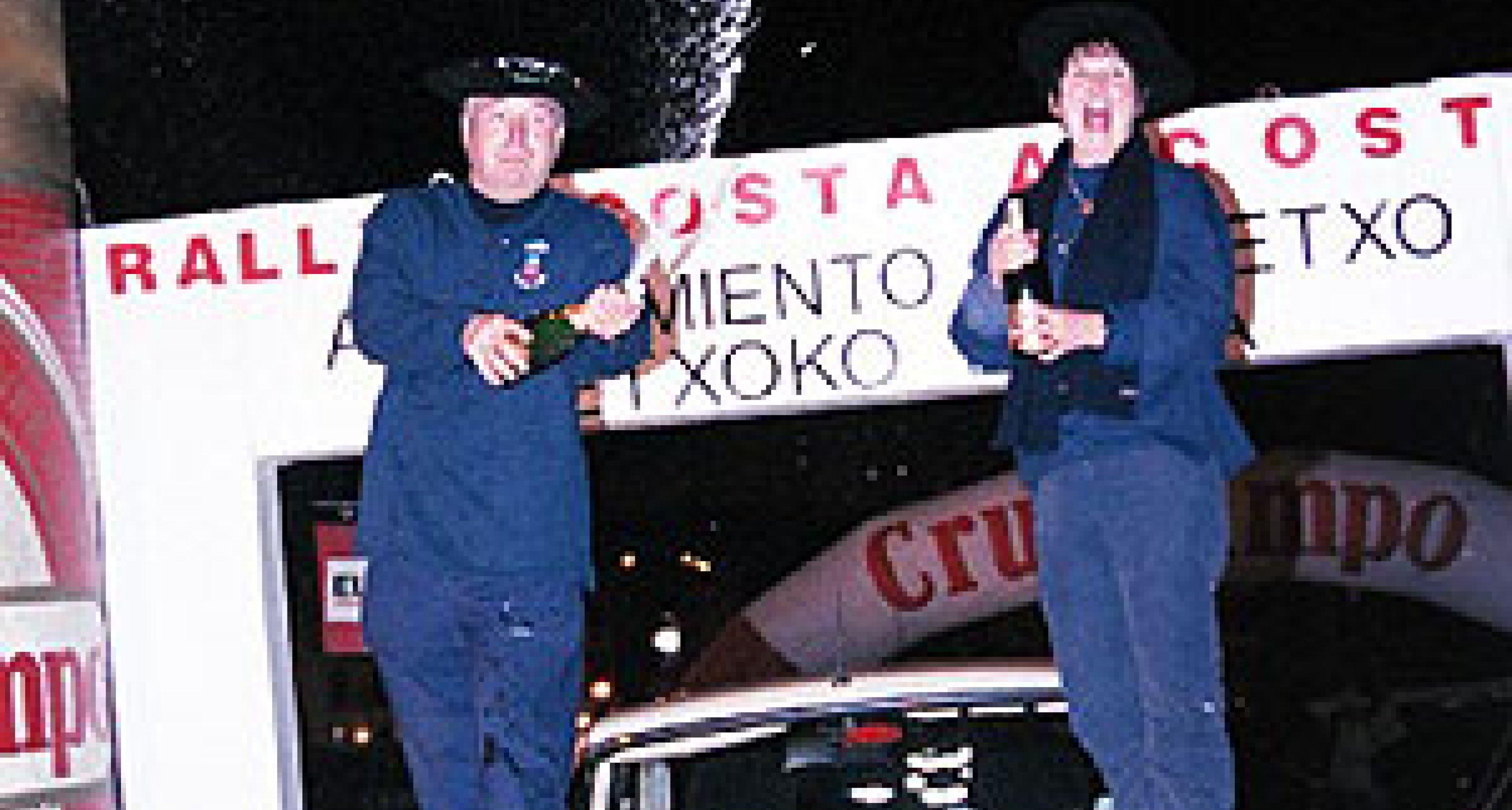 8. Rallye Costa a Costa endet mit englischem Sieg