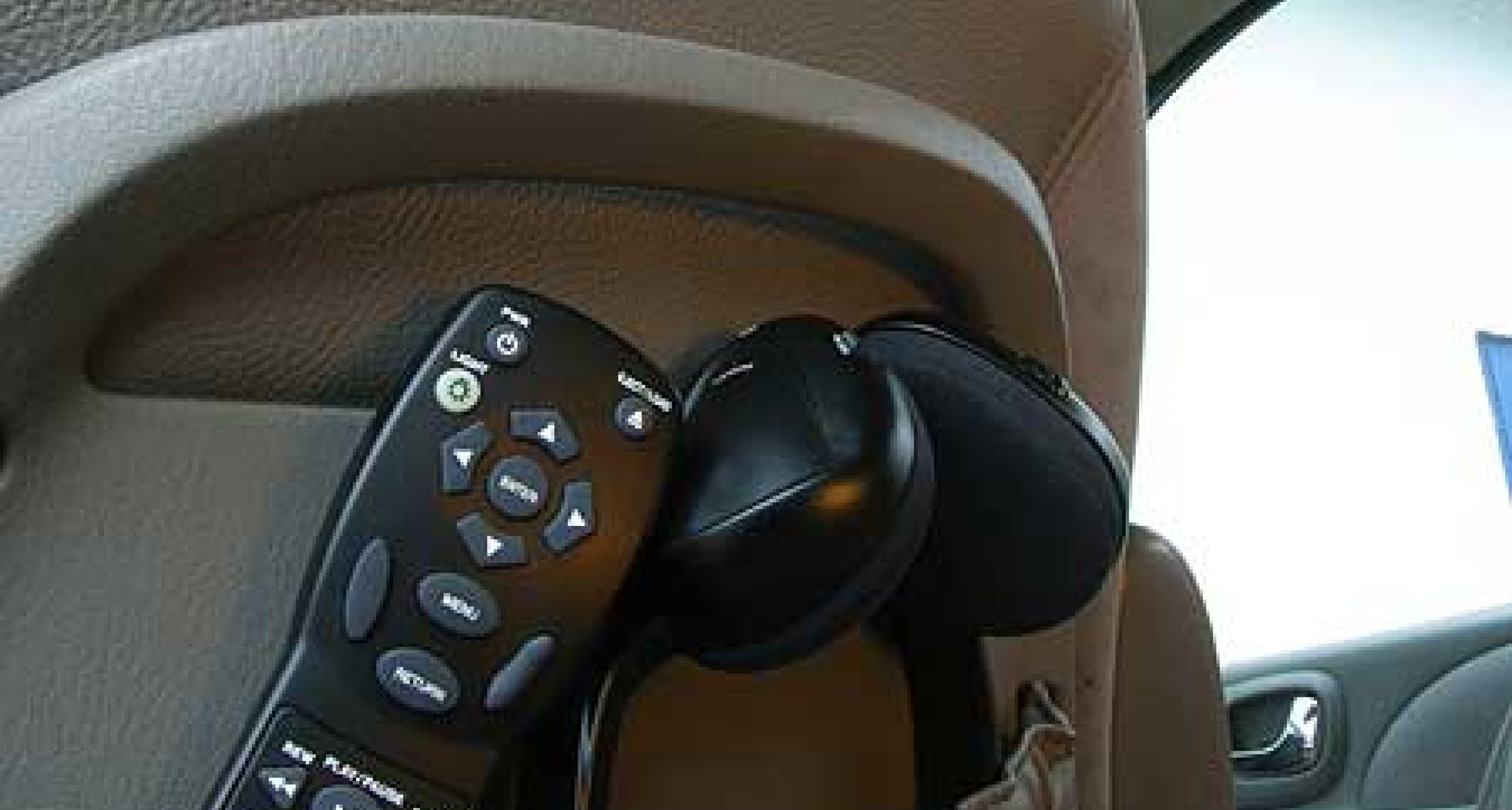 Chrysler Voyager SE Movie: Mobiles Privatkino