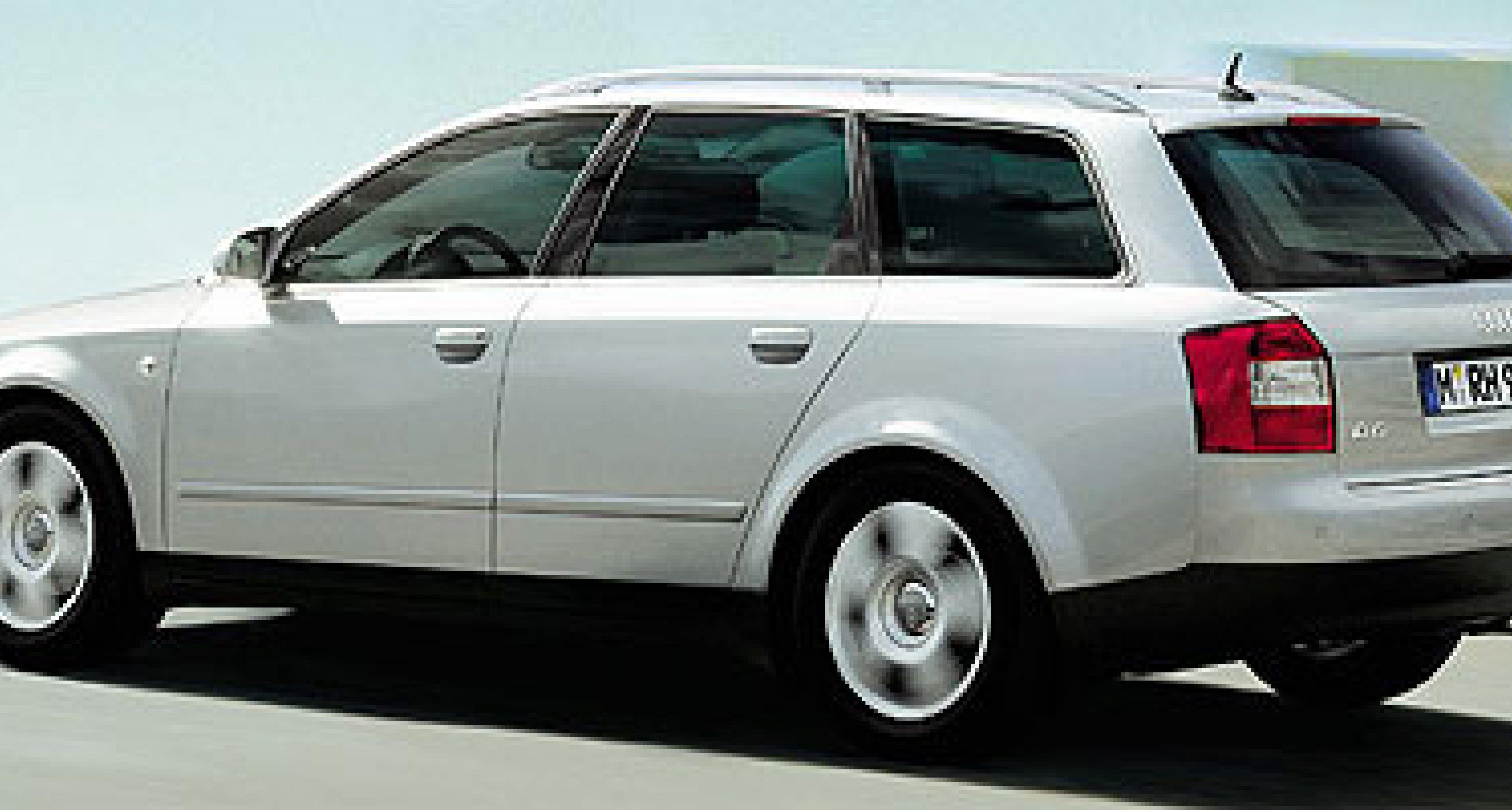 Audi TT und A4: Car of the Year 2003 Award