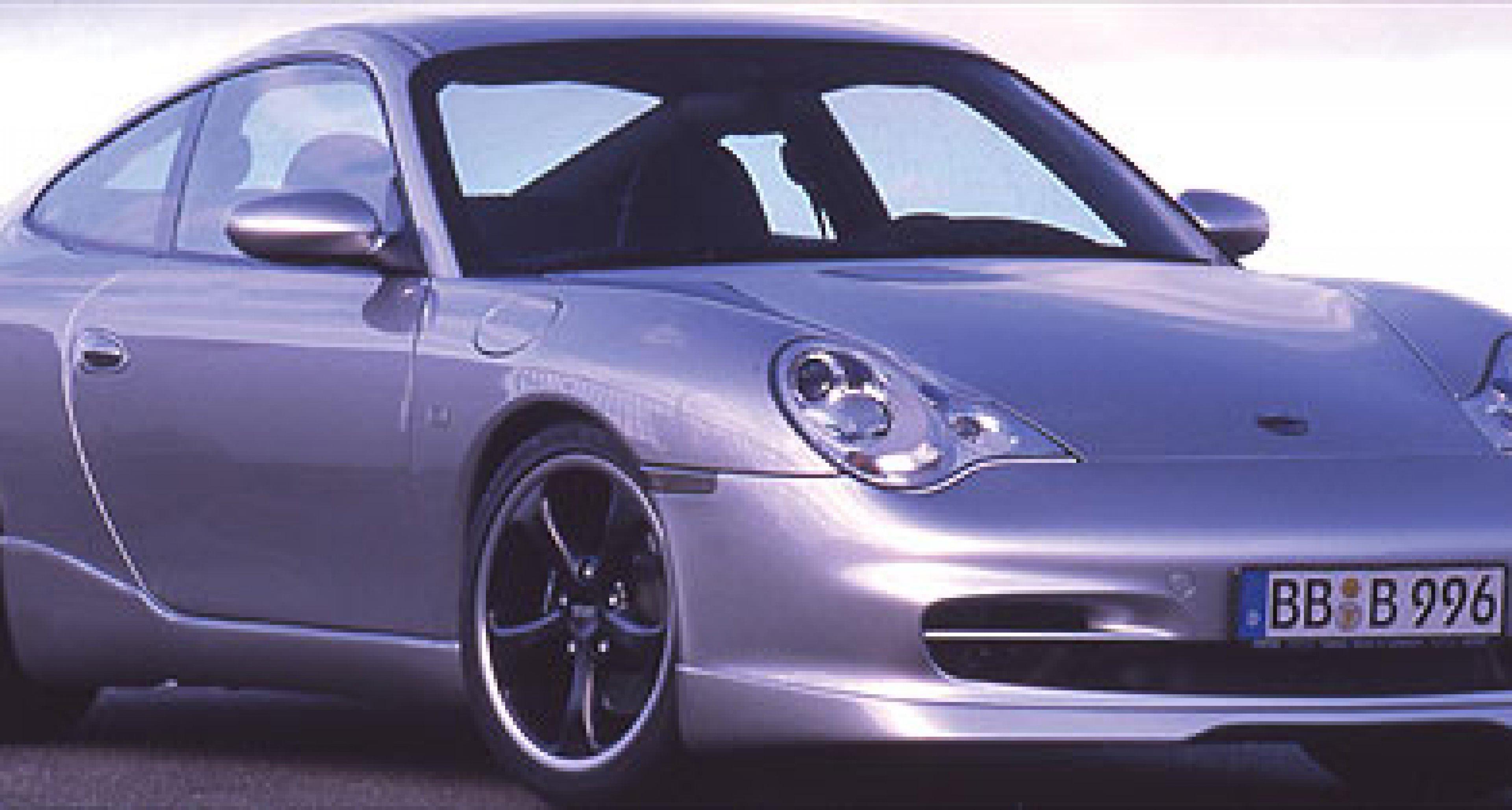 Porsche 911 von TechArt
