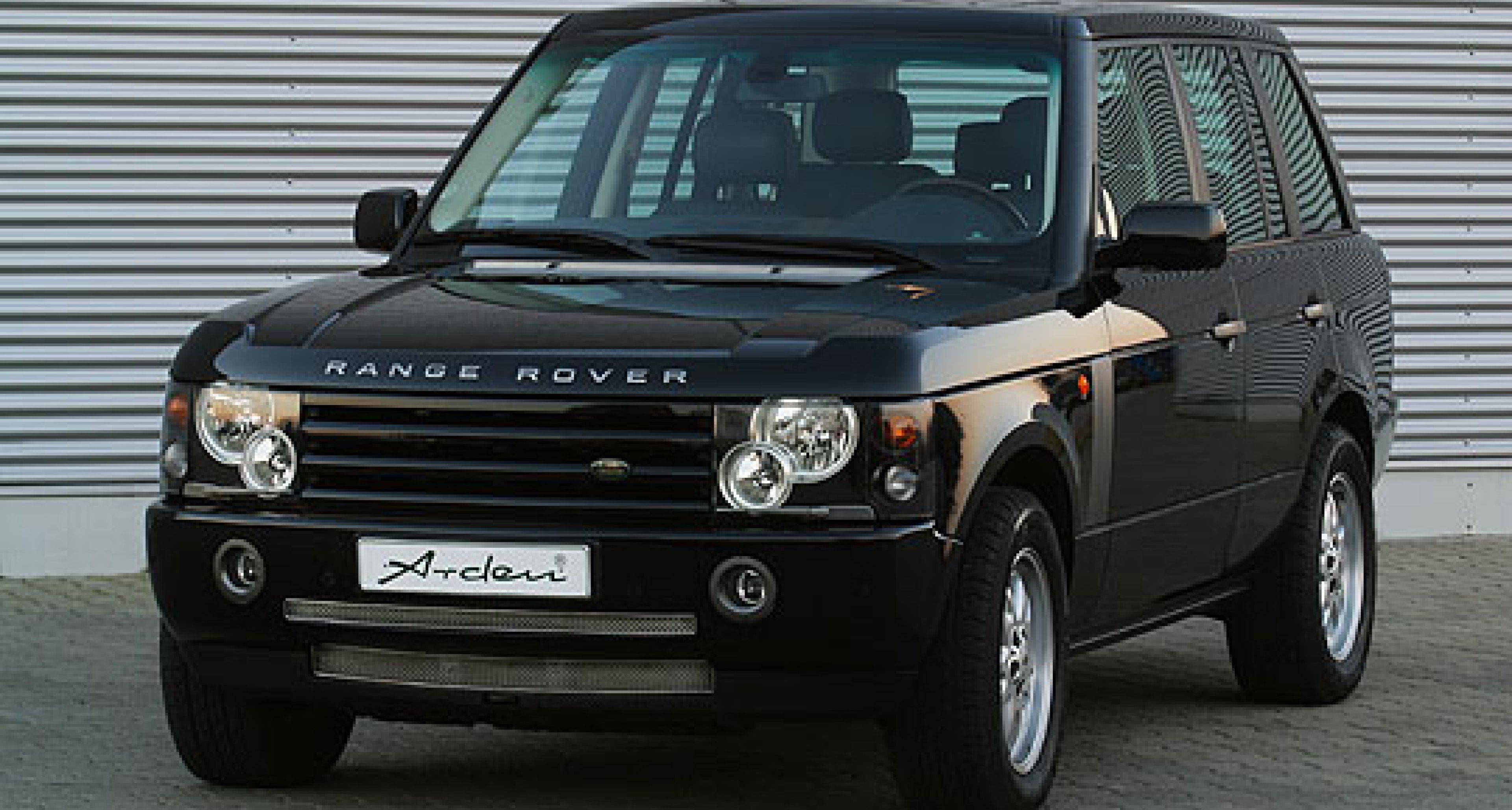 Range Rover mit Leistungskur von Arden