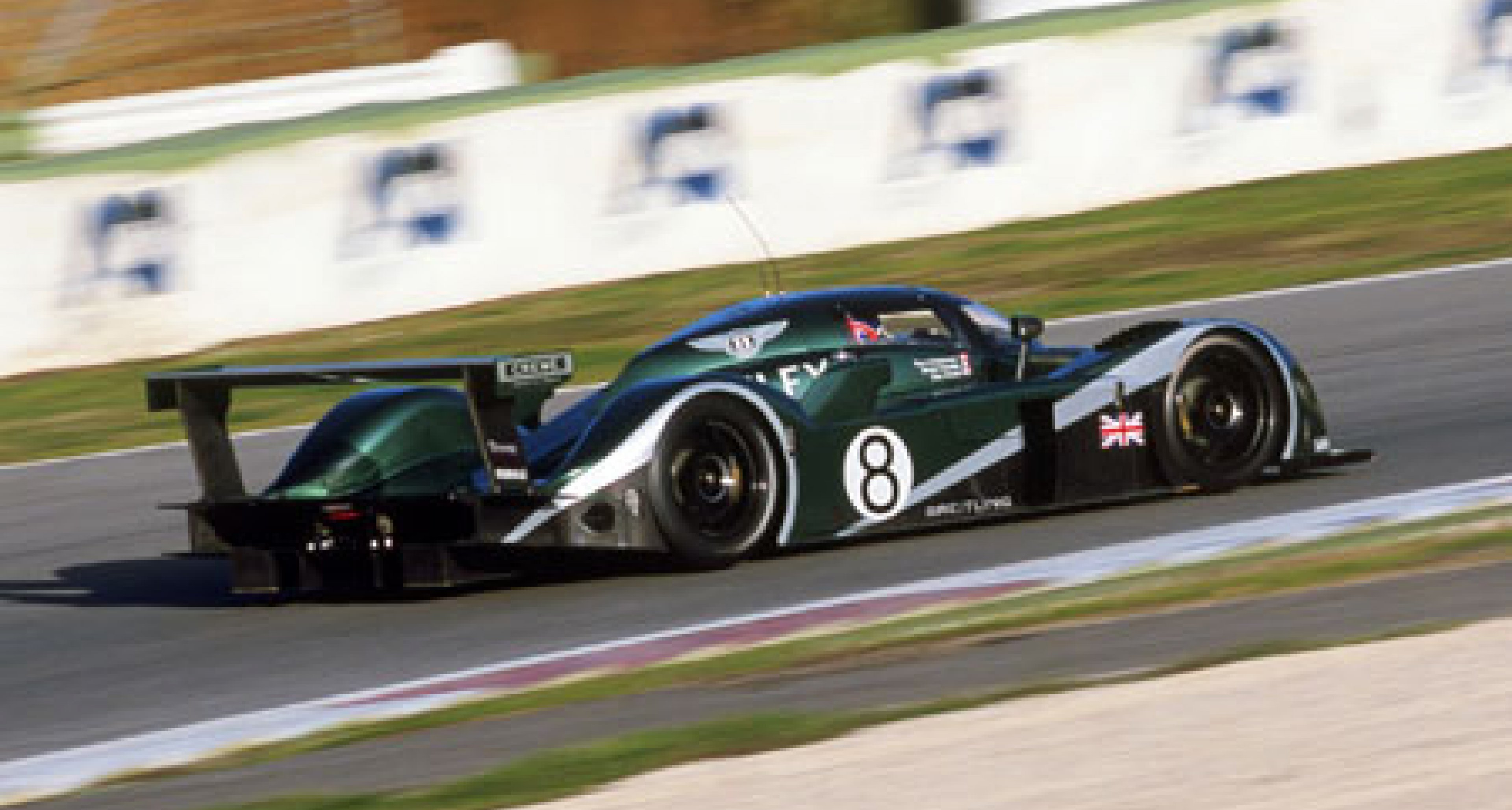 Team Bentley startet in Sebring und Le Mans