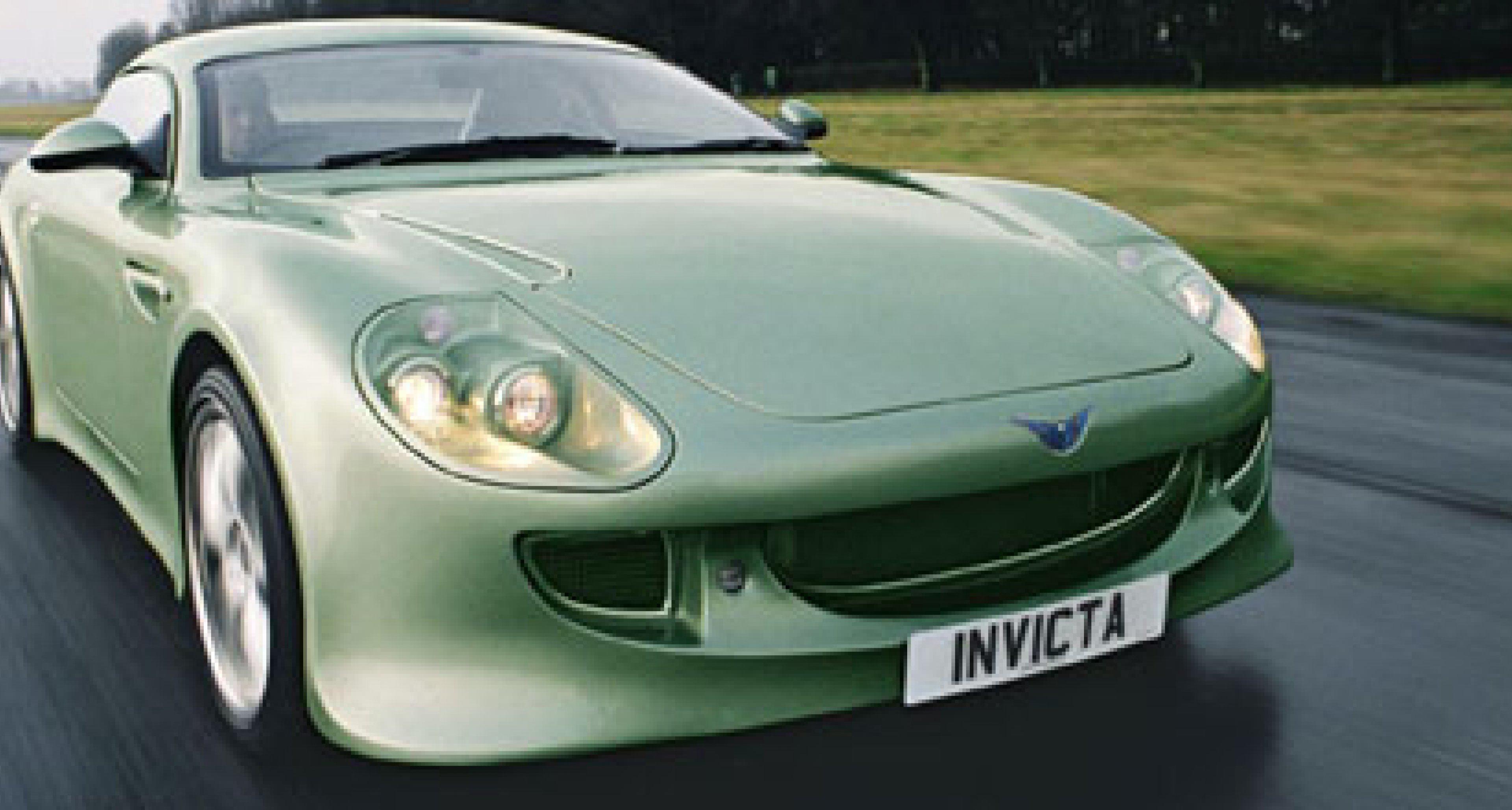 Invicta S1 – Debüt in Silverstone