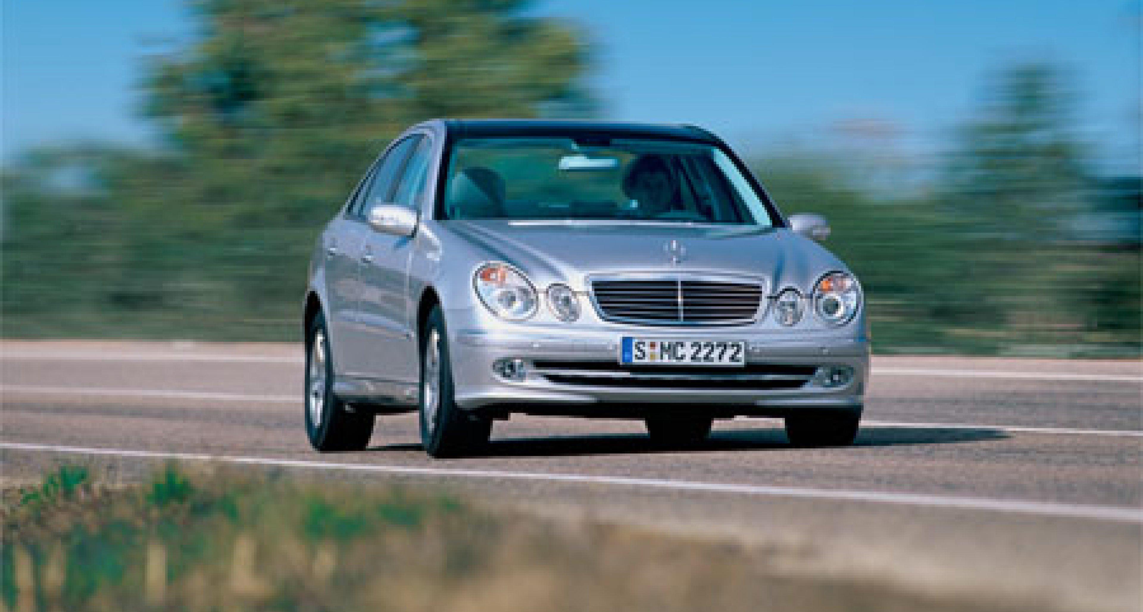 Mercedes-Benz E 400 CDI – Dieselstärke aus 8–Zylindern