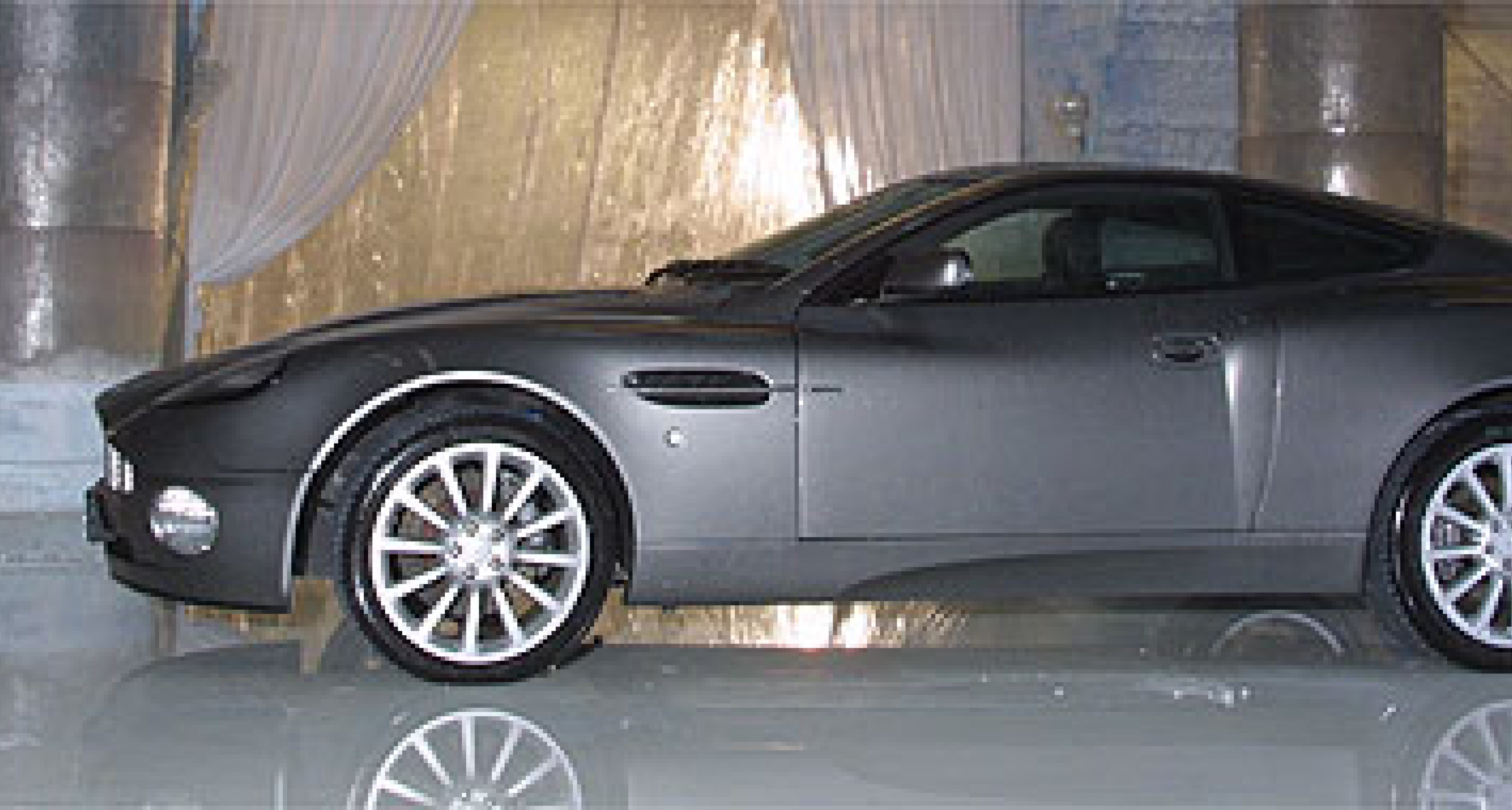 First details of Bonhams Aston Martin Sale at Newport Pagnell 2003