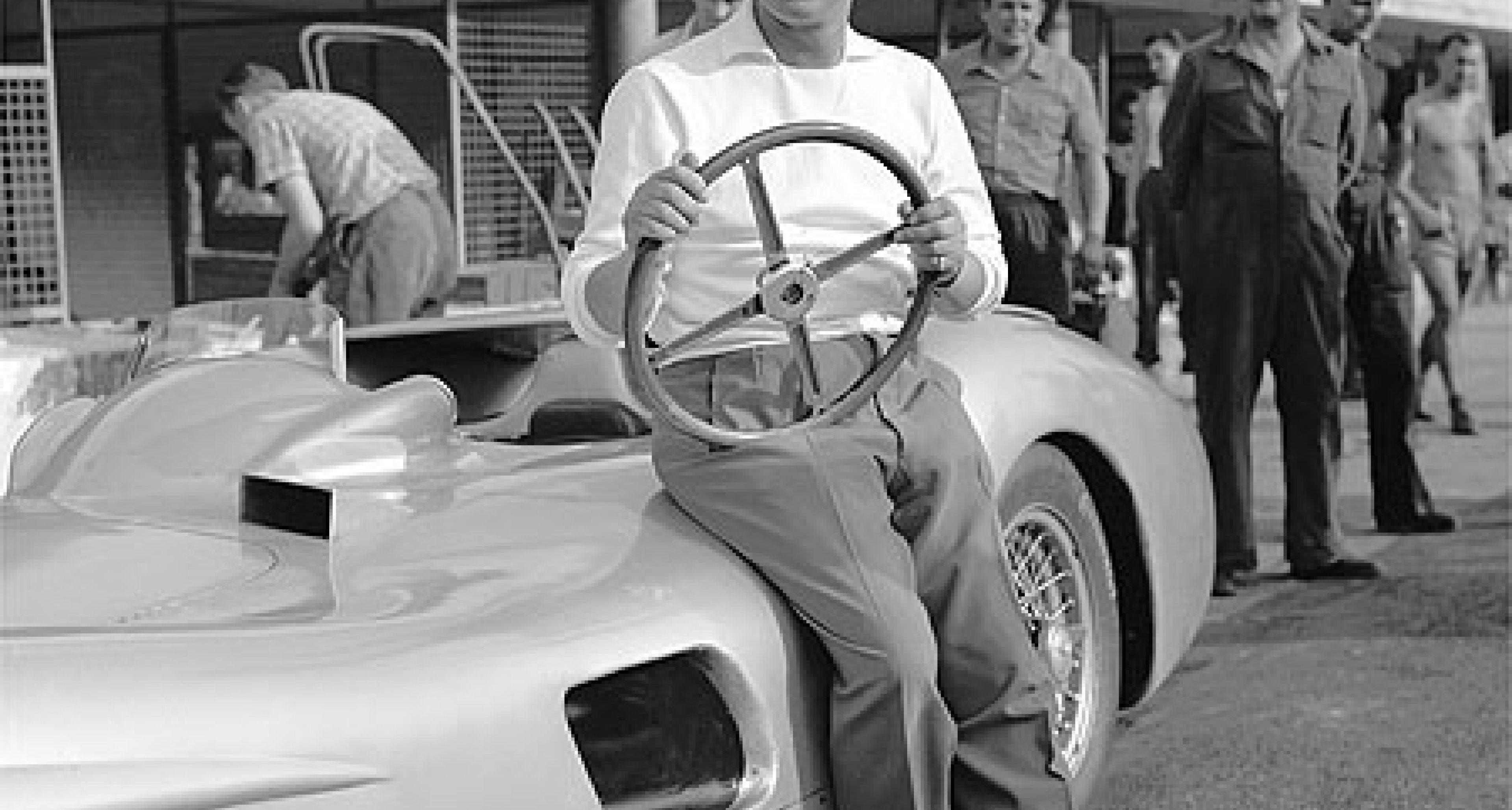 Hans Herrmann: Eine Legende wird 75