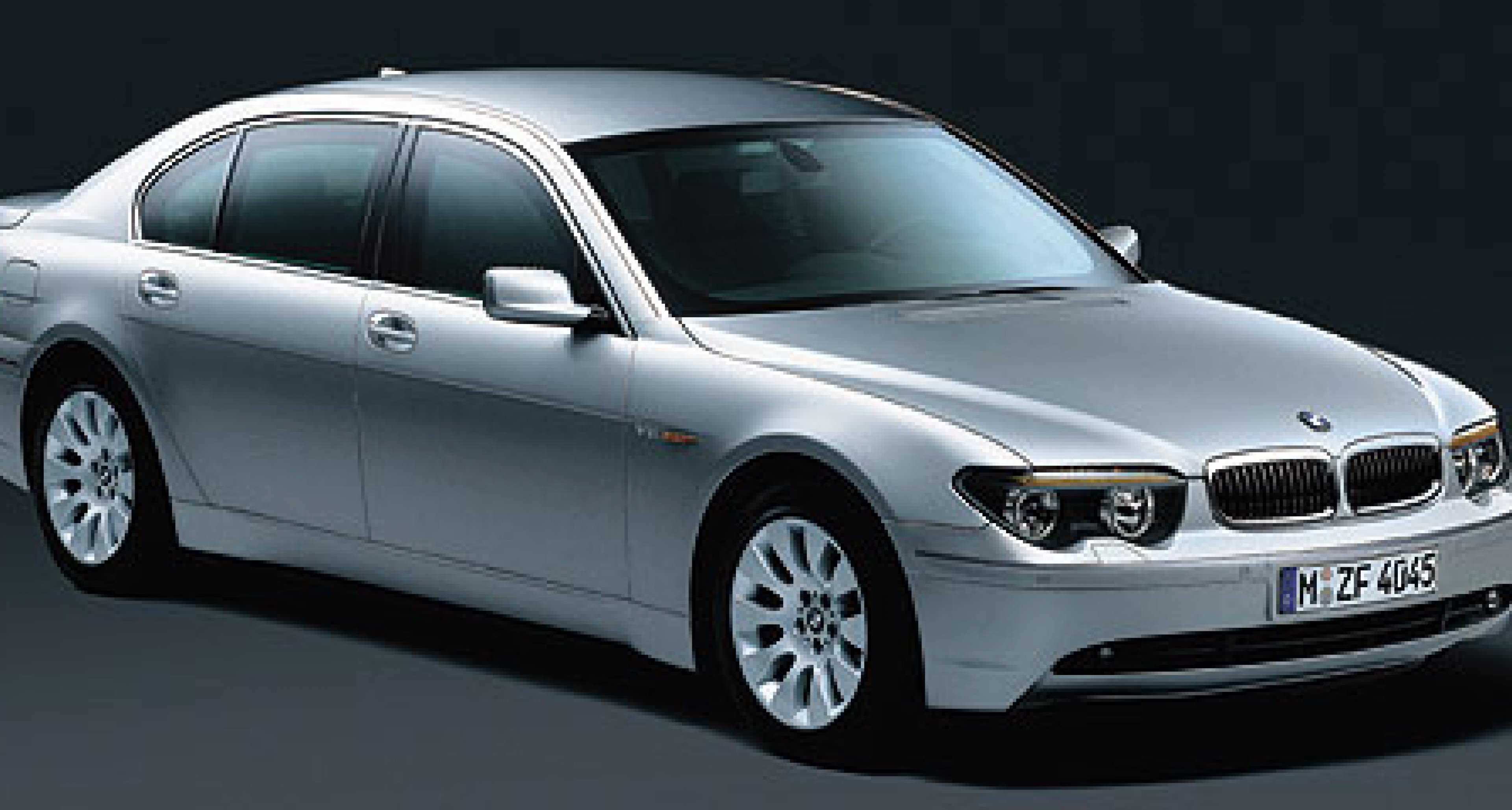 BMW 760Li High Security: Hochsicherheitslimousine