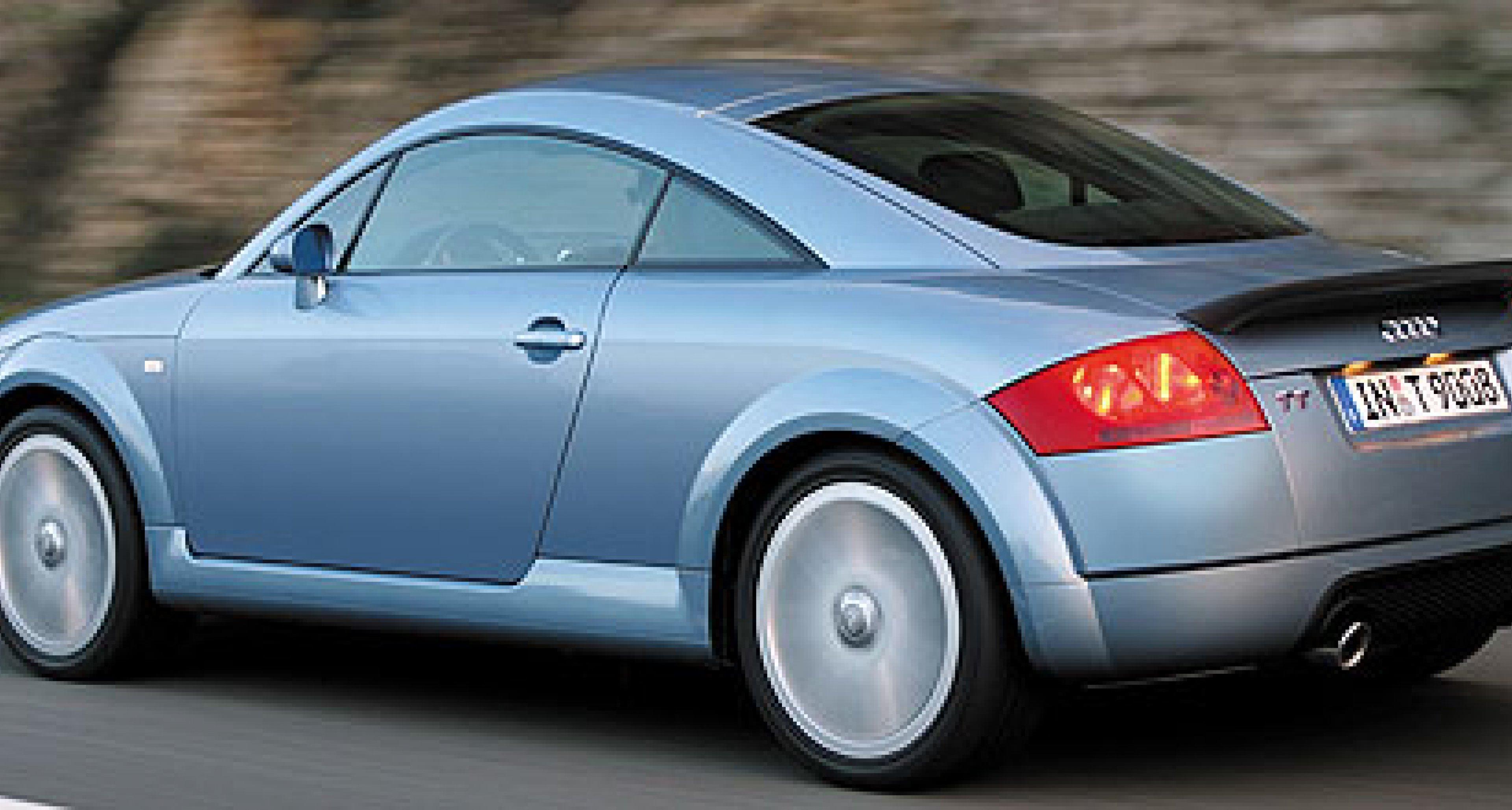 Audi TT 3.2 quattro als Coupé und Roadster