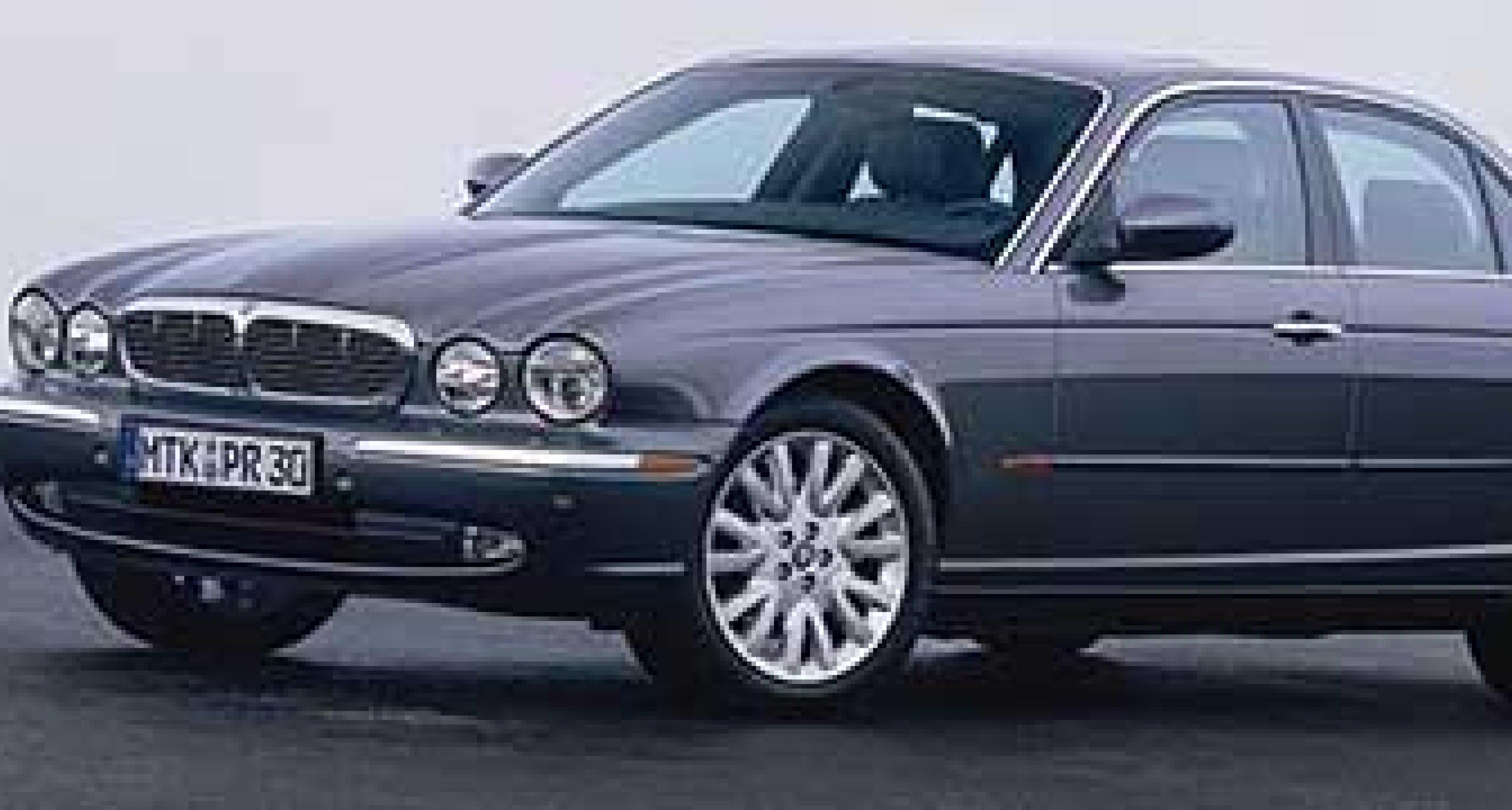 Jaguar XJ: Neue Luxuslimousine vor der Premiere in Deutschland
