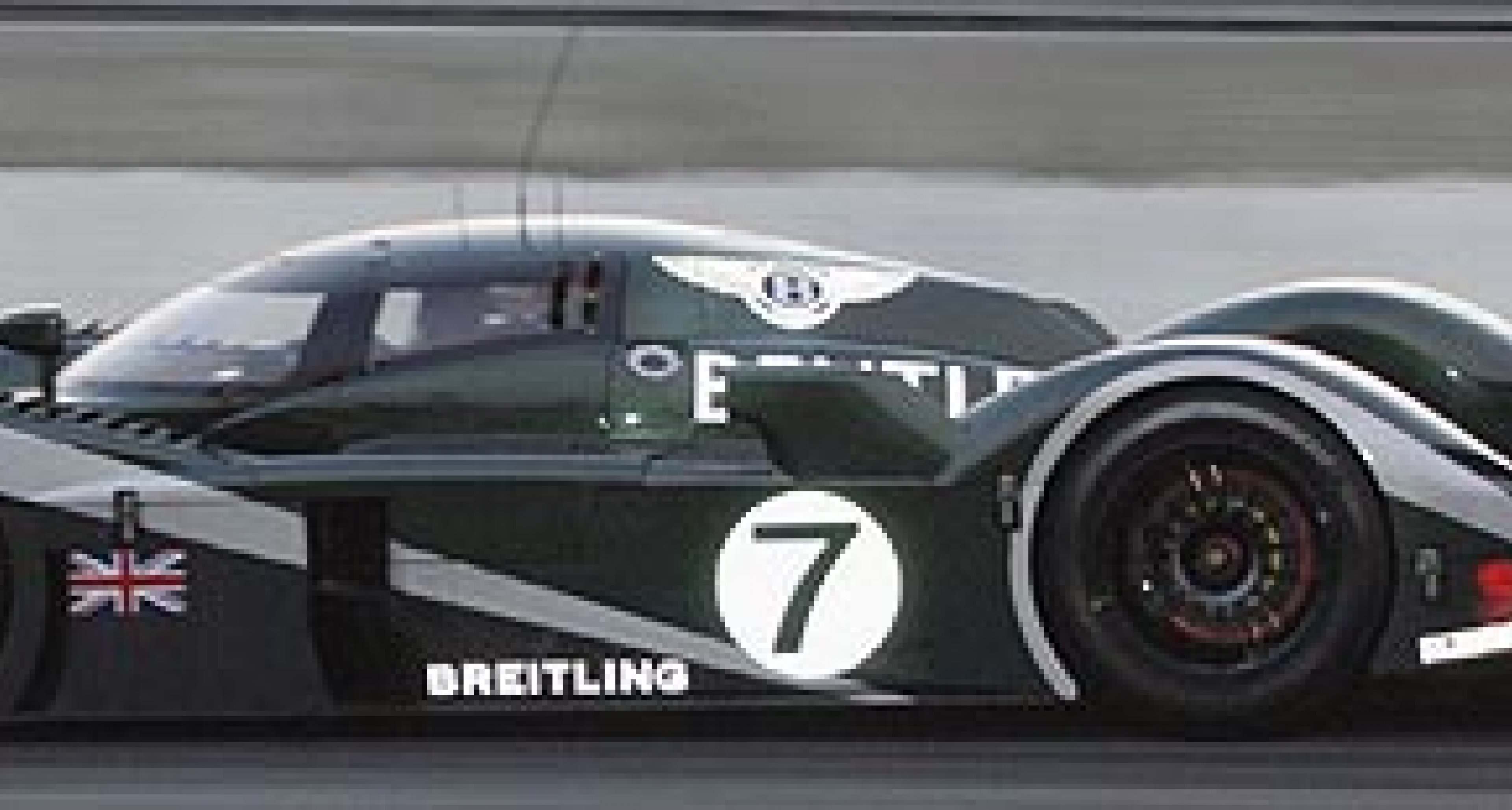 Bentley: 3. und 4. Platz beim 12-Stunden Rennen in Sebring 2003