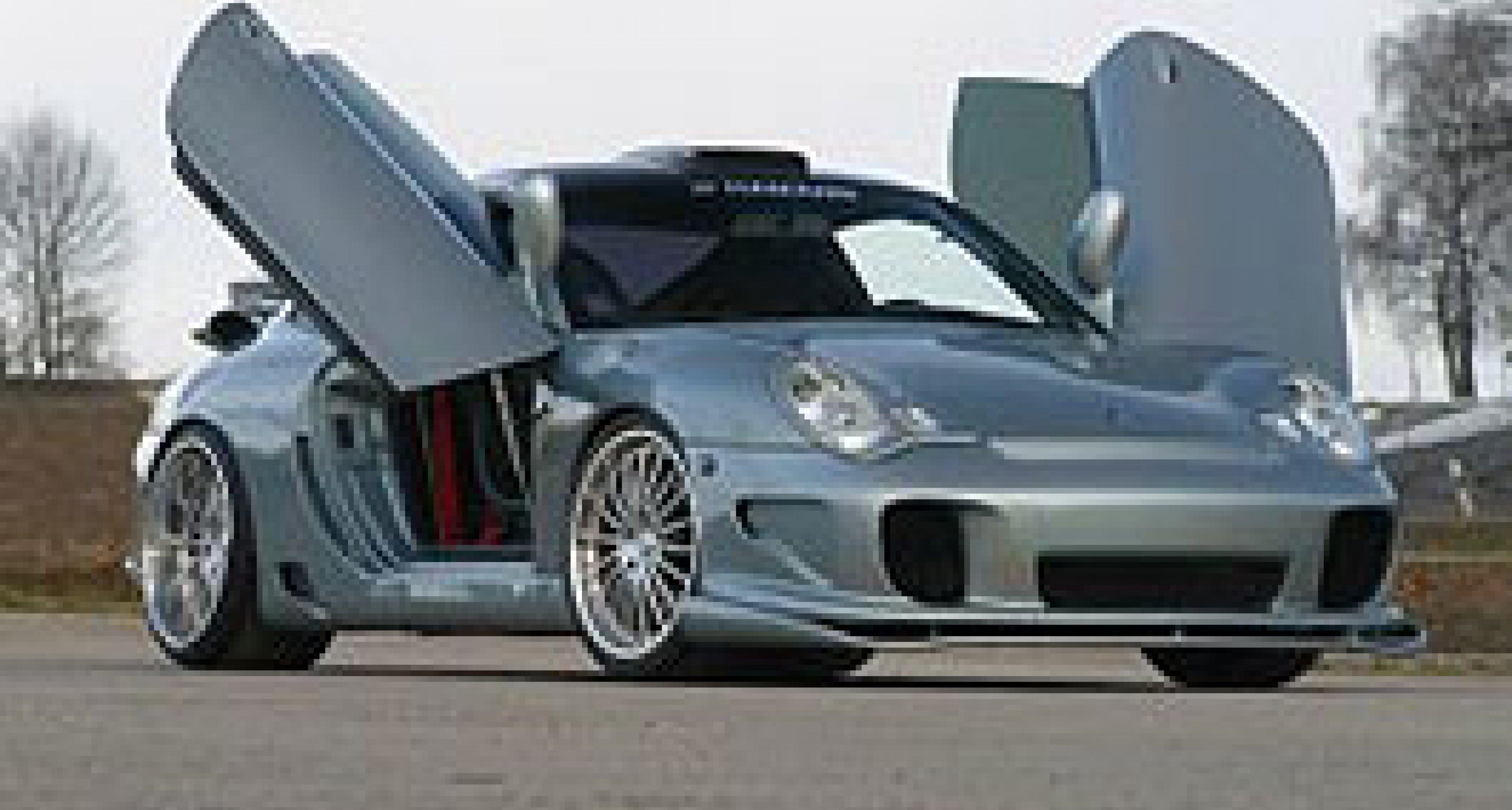 Hamann verleiht dem Porsche 911 GT3 Flügel(türen)
