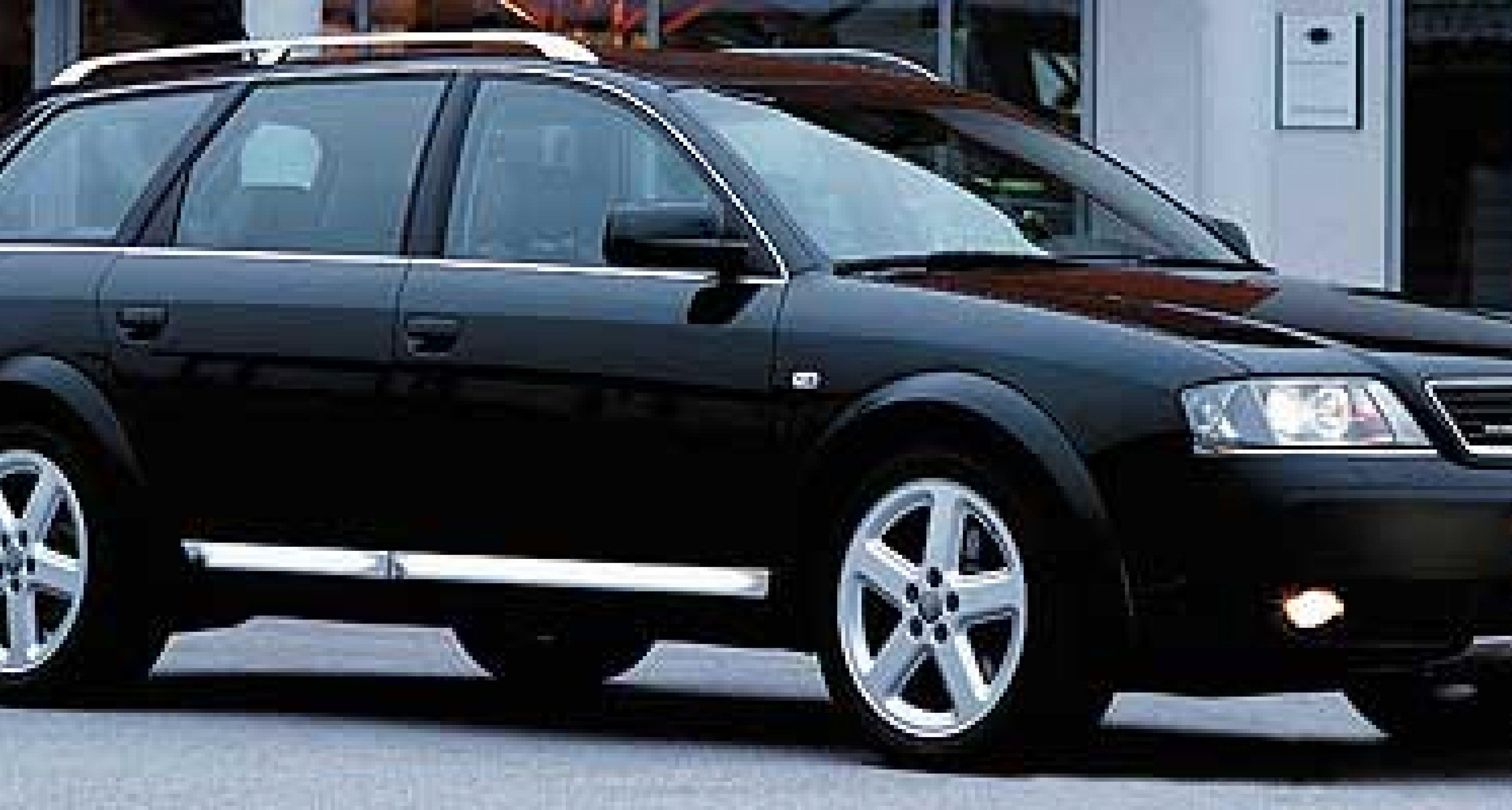 Audi allroad quattro 4.2