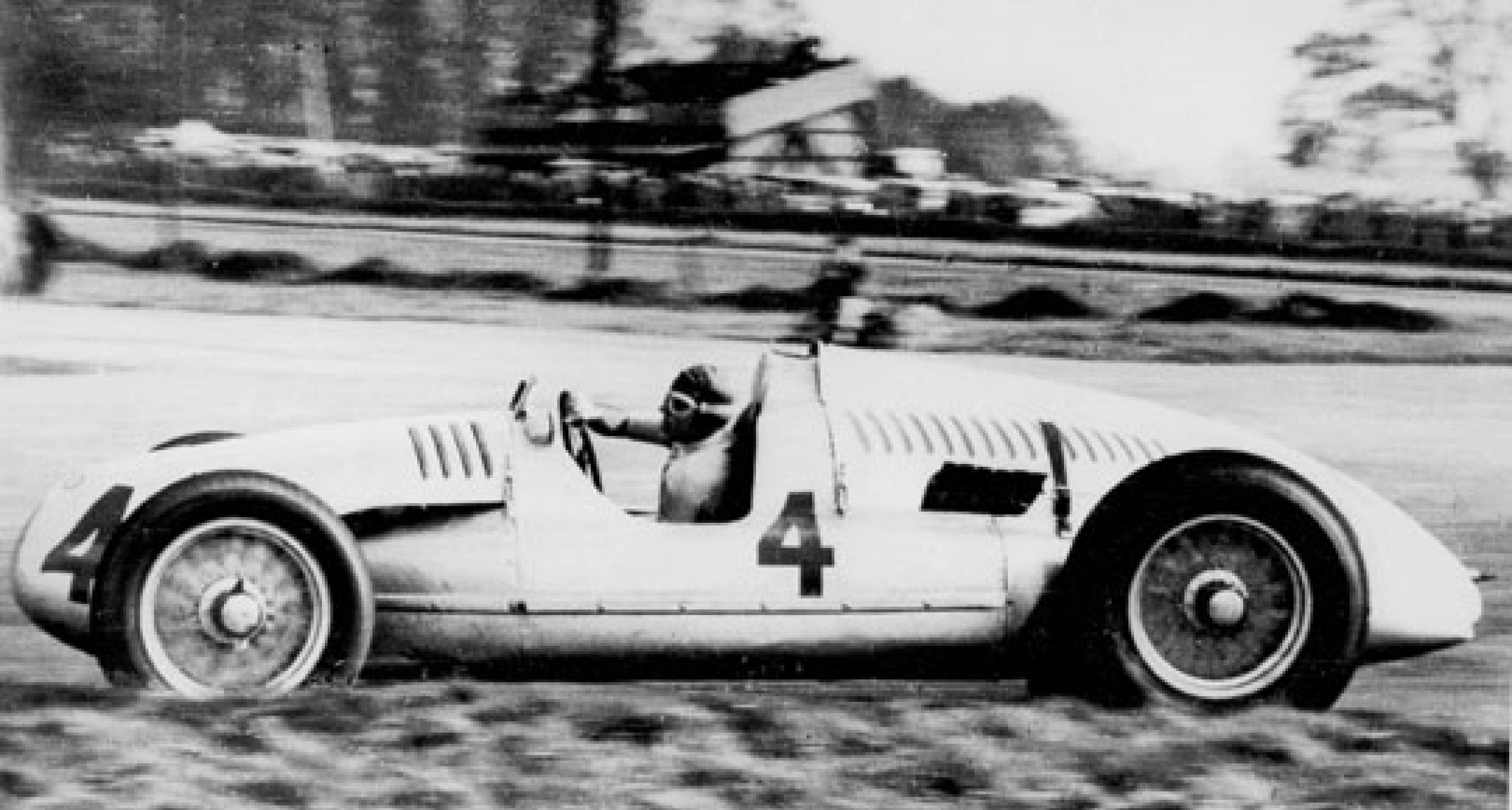 Tazio Nuvolari: Rennlegende aus Mantua