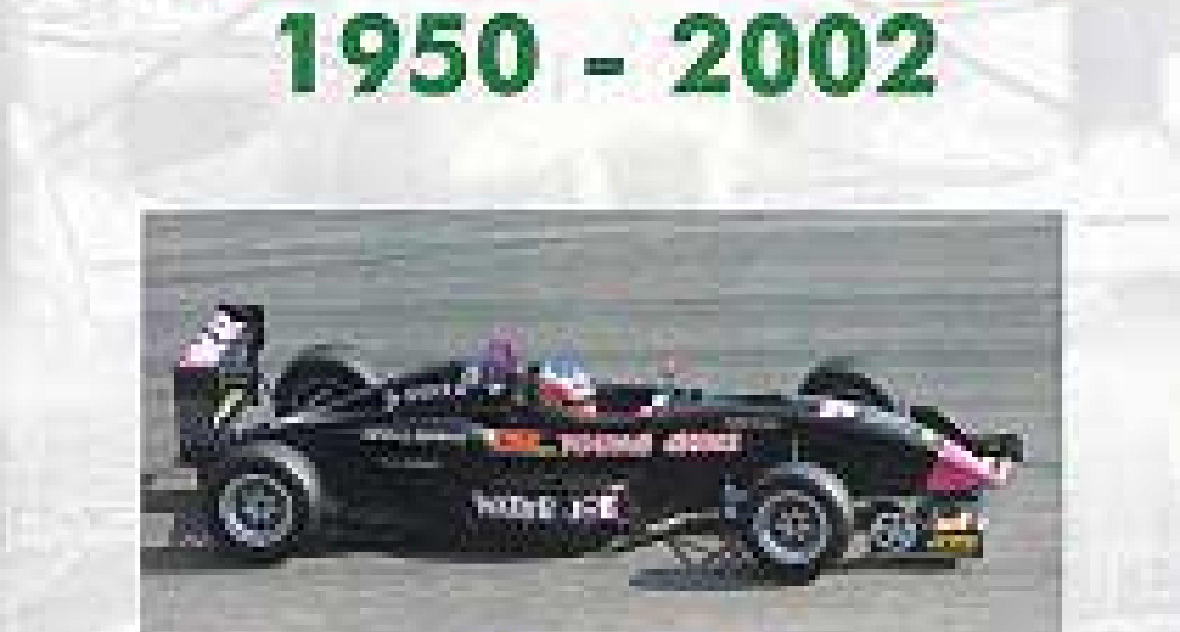 Dekra Formel 3 Guide 1950 - 2002