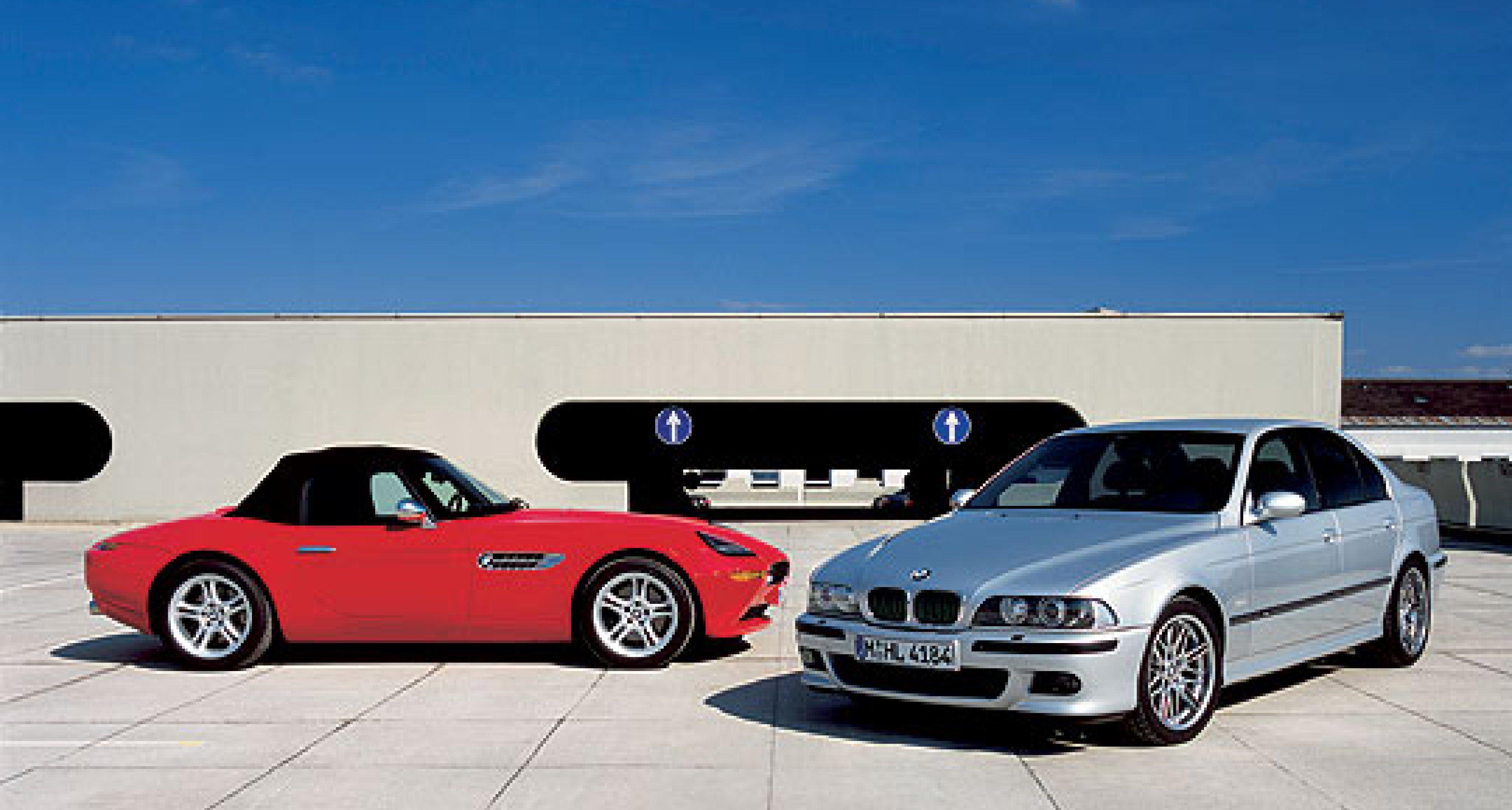 BMW: Z8 und M5 verlassen die Sportwagen-Bühne