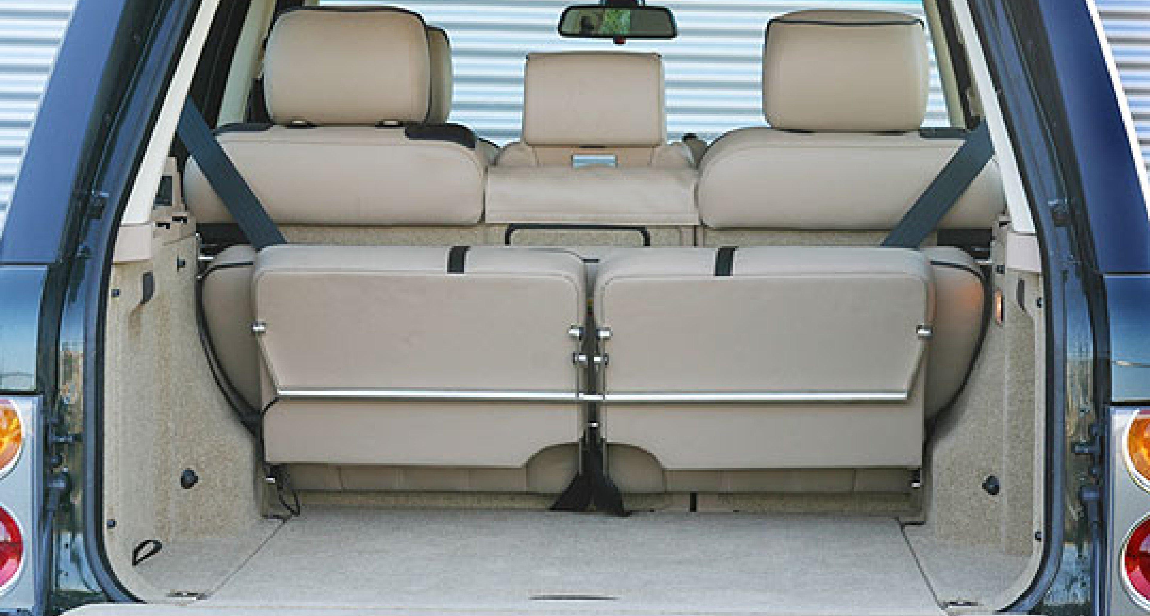 Arden macht neuen Range Rover zum 7-Sitzer