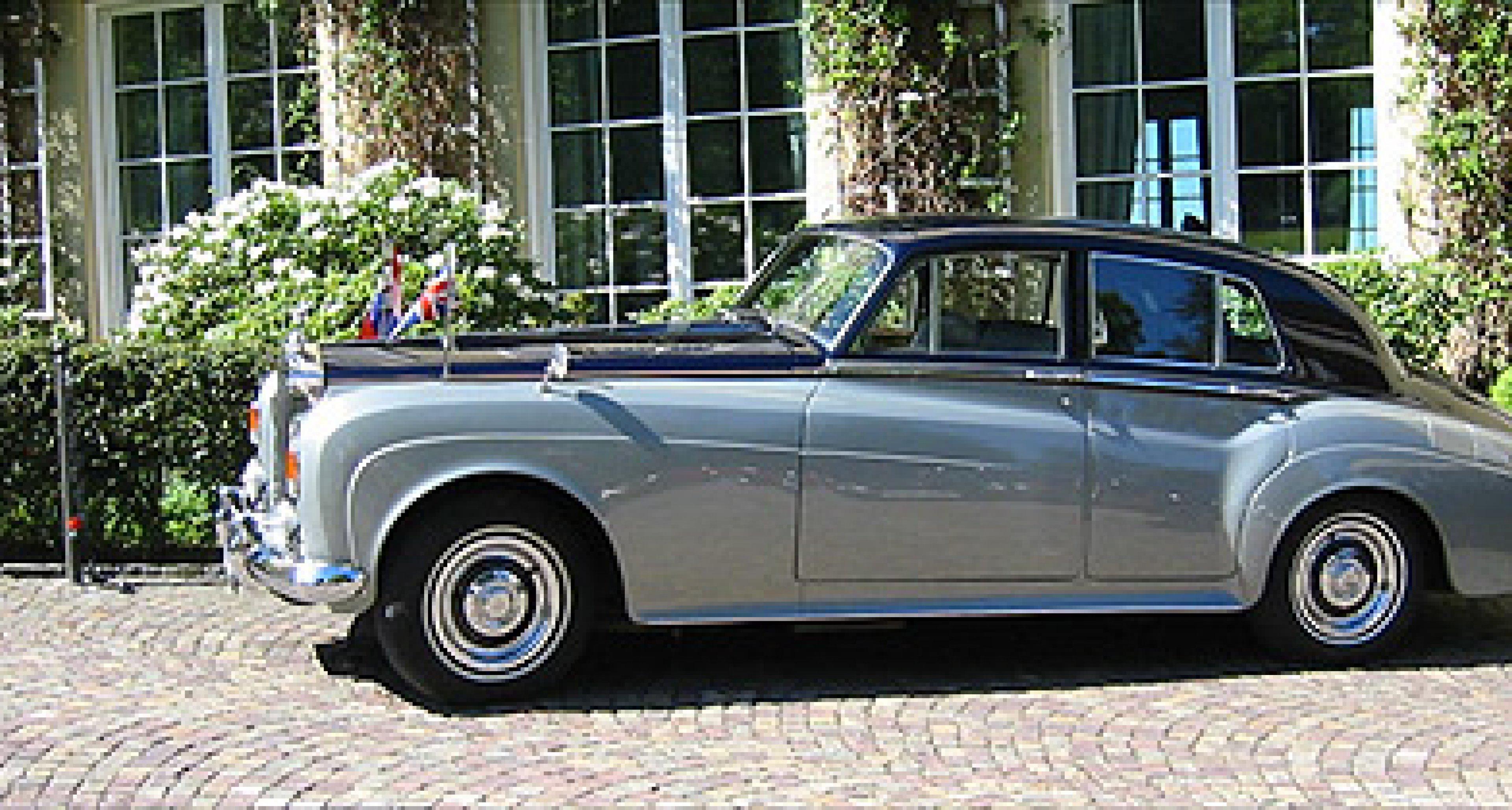 """""""Bentley Heritage Weekend"""" des RREC"""