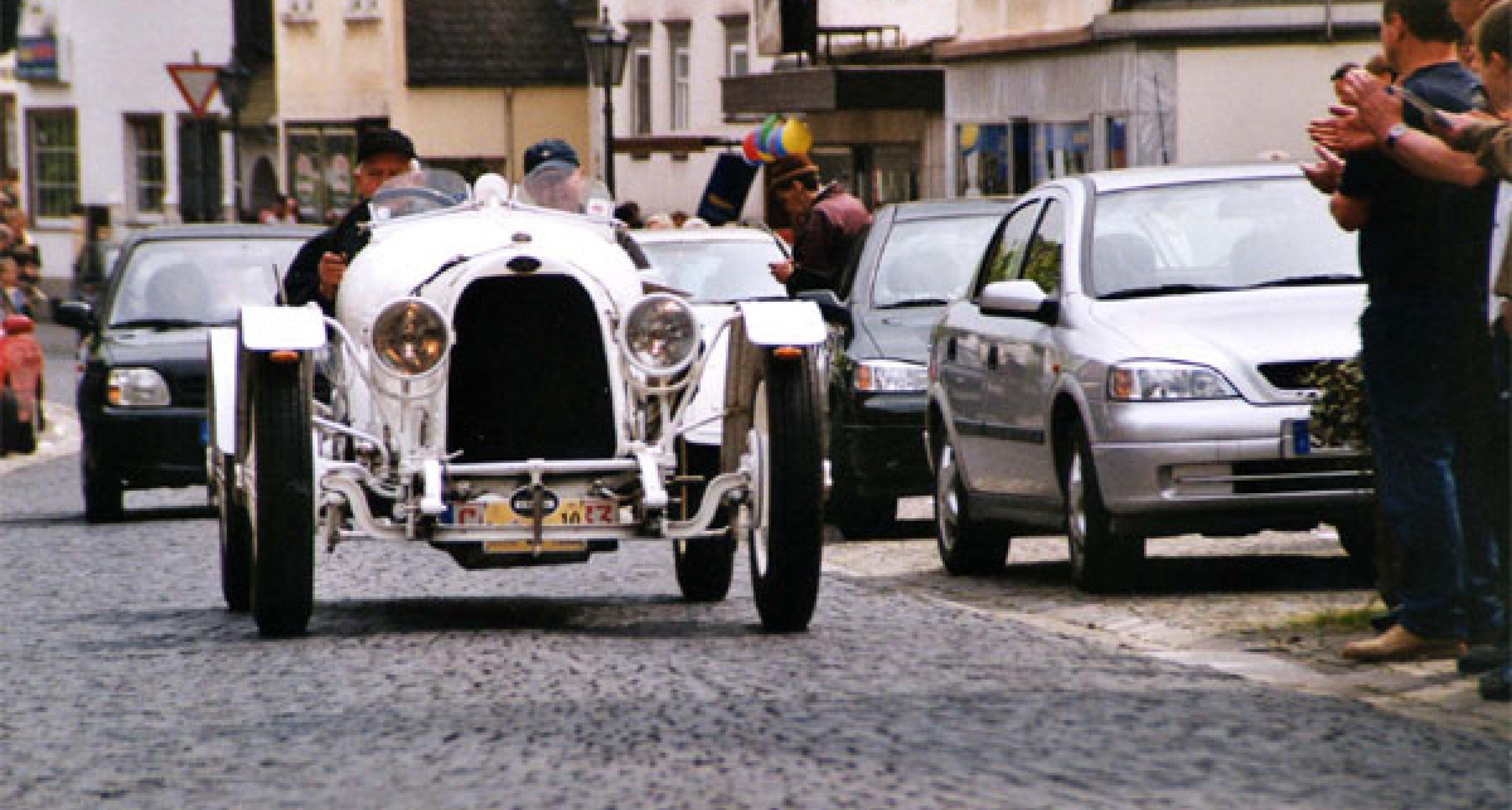 Vorschau – Bad Laasphe Classics 2003