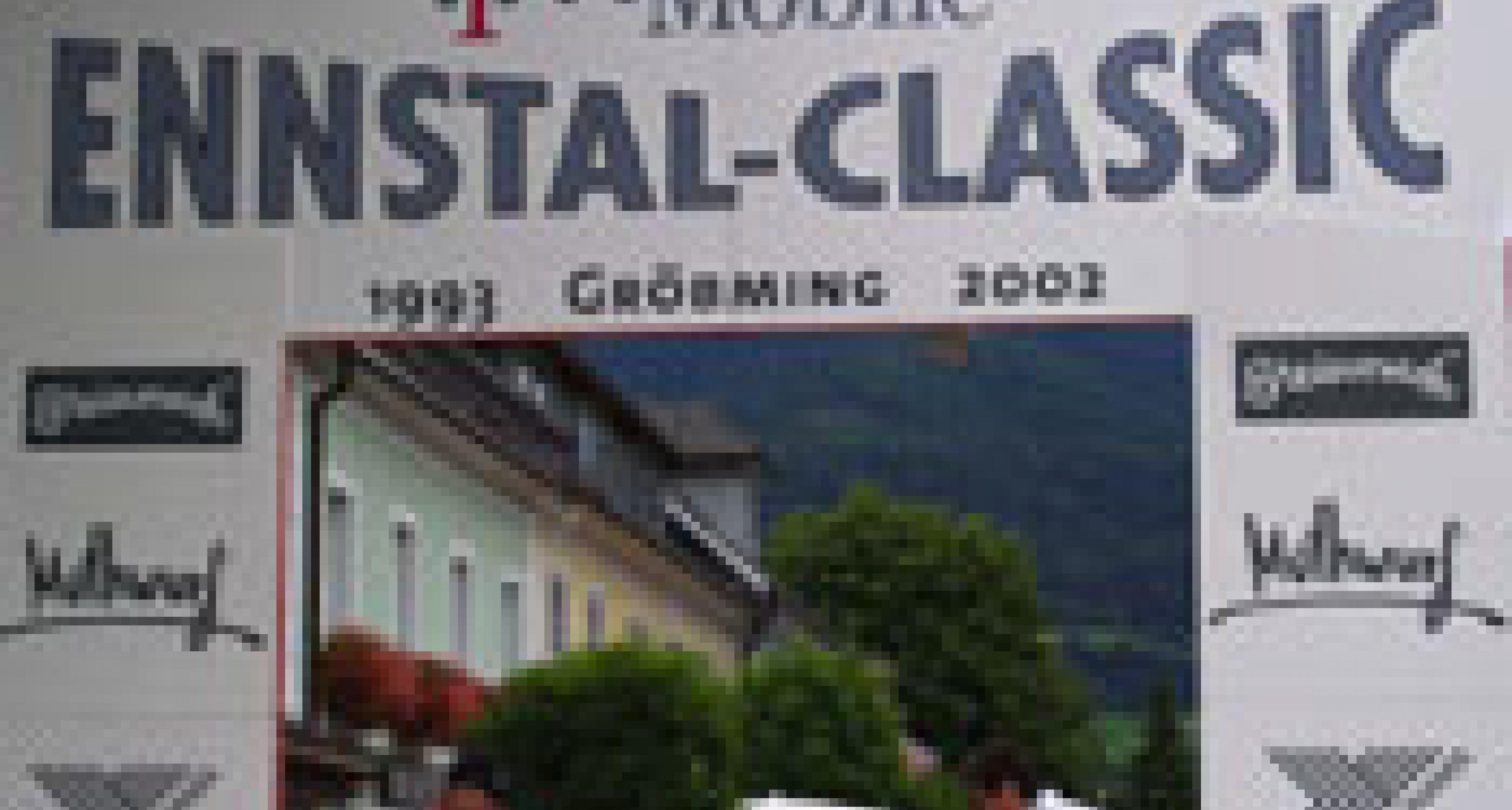 Vorschau – Ennstal–Classic 2003