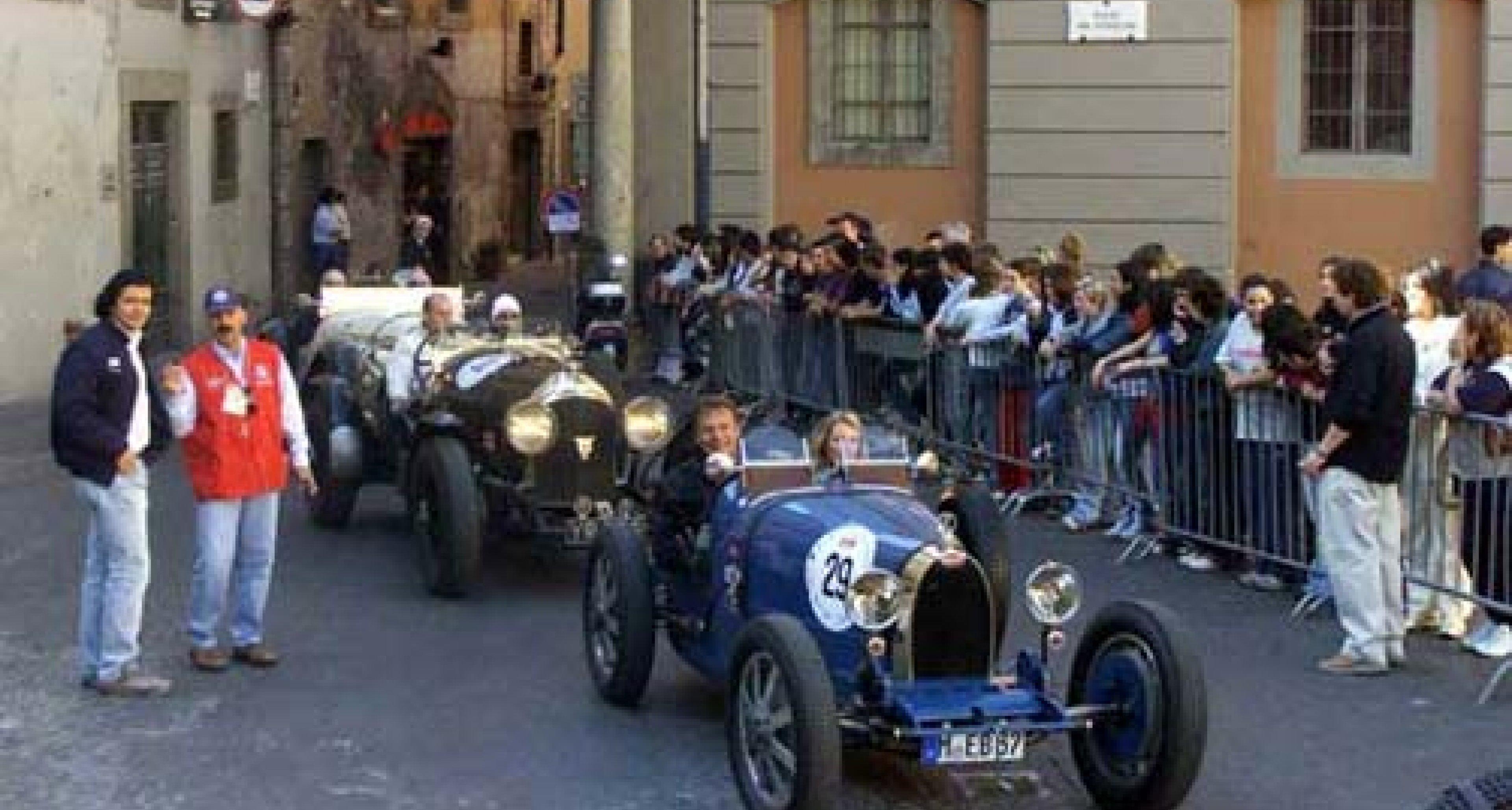 Mille Miglia 2003 – die Ergebnisse