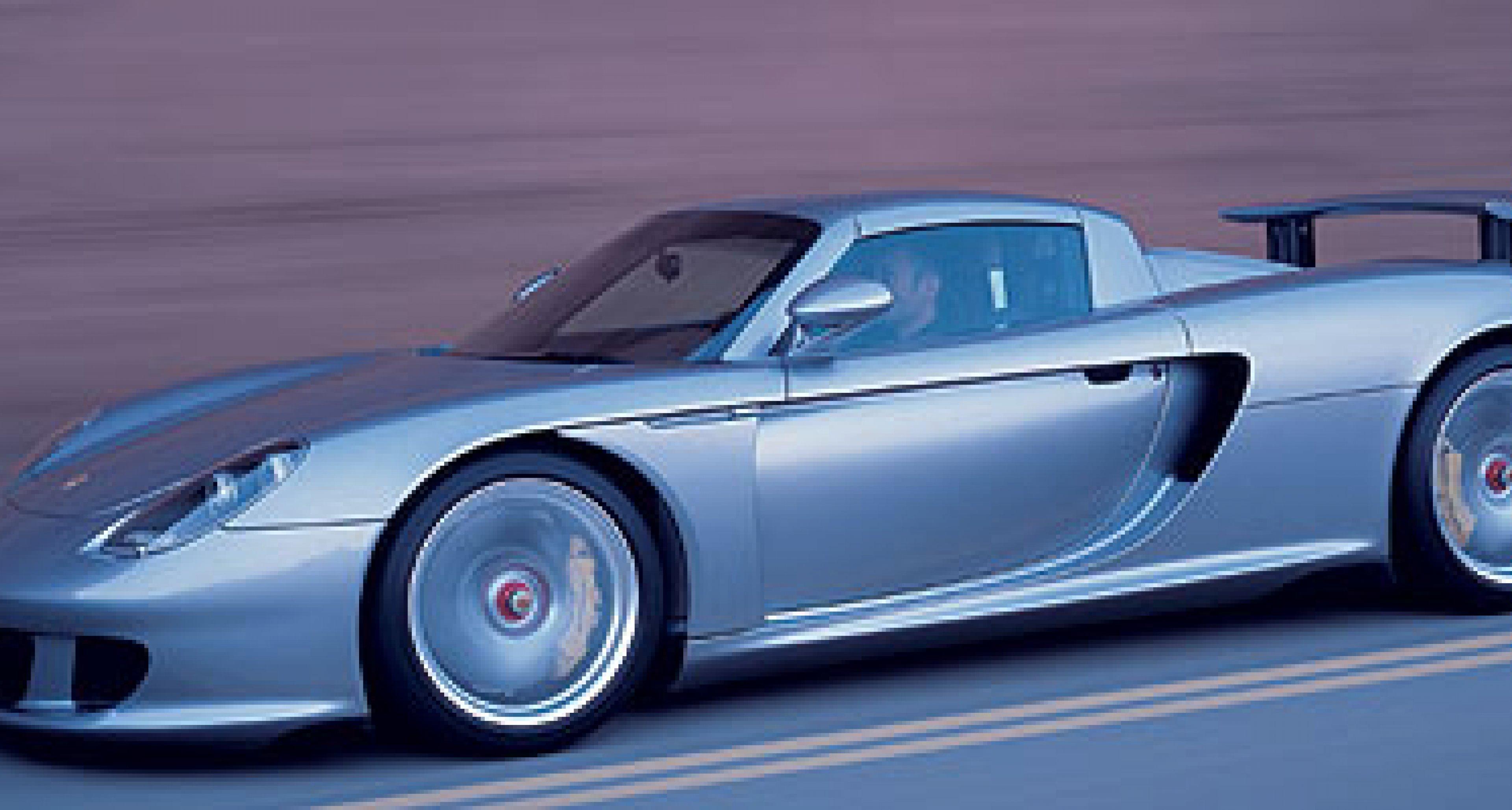 Porsche Carrera GT führt Supercup-Feld durch Monaco