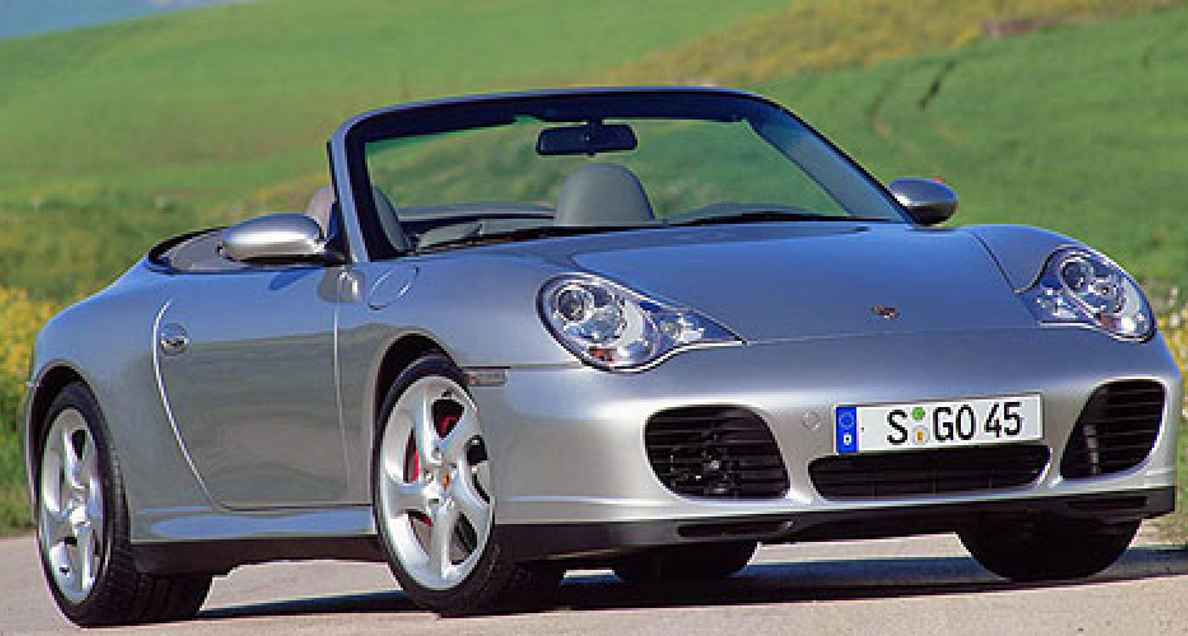 Porsche 911 Carrera 4S Cabrio: Start im Oktober 2003