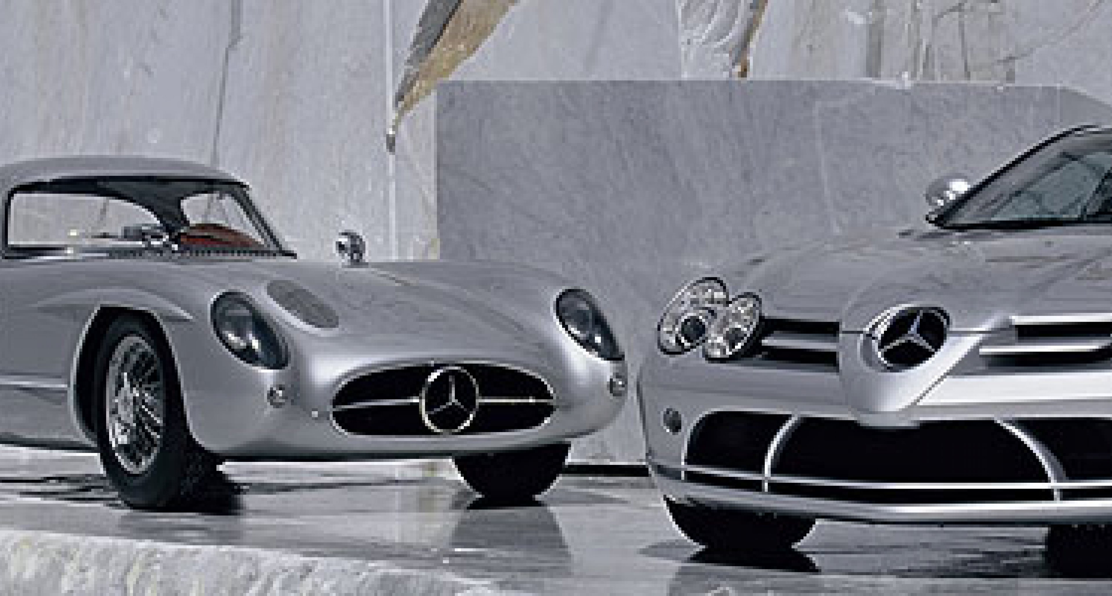 Mercedes-Benz SLR: Der Mythos wird fortgesetzt