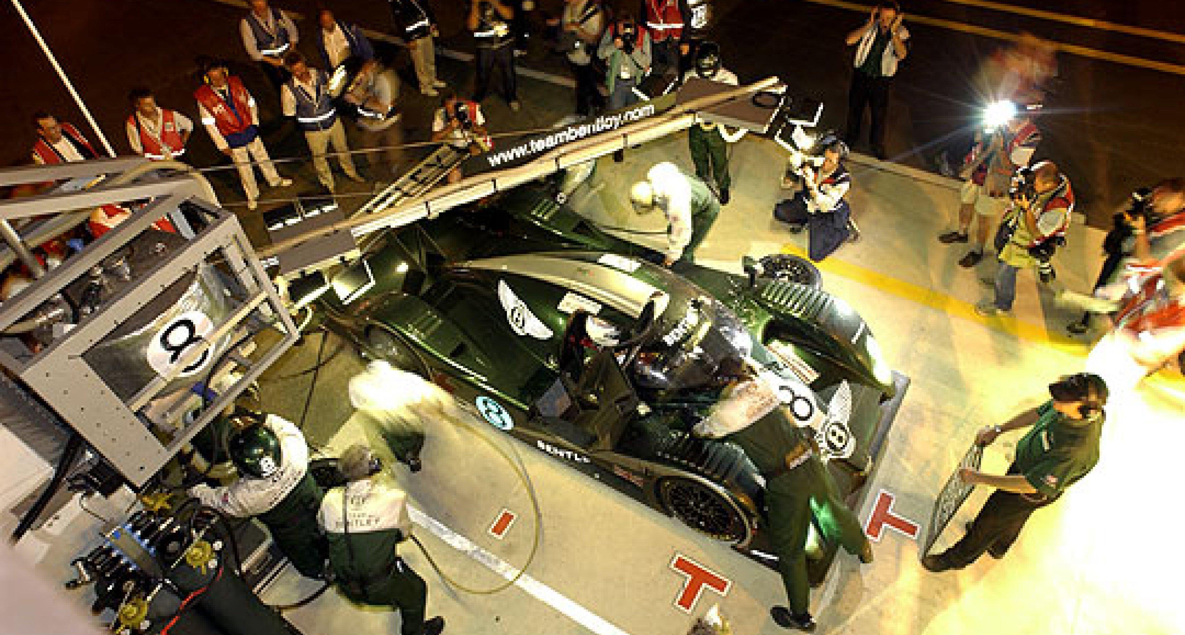 Der Traum ging in Erfüllung – Doppelsieg für Bentley in Le Mans