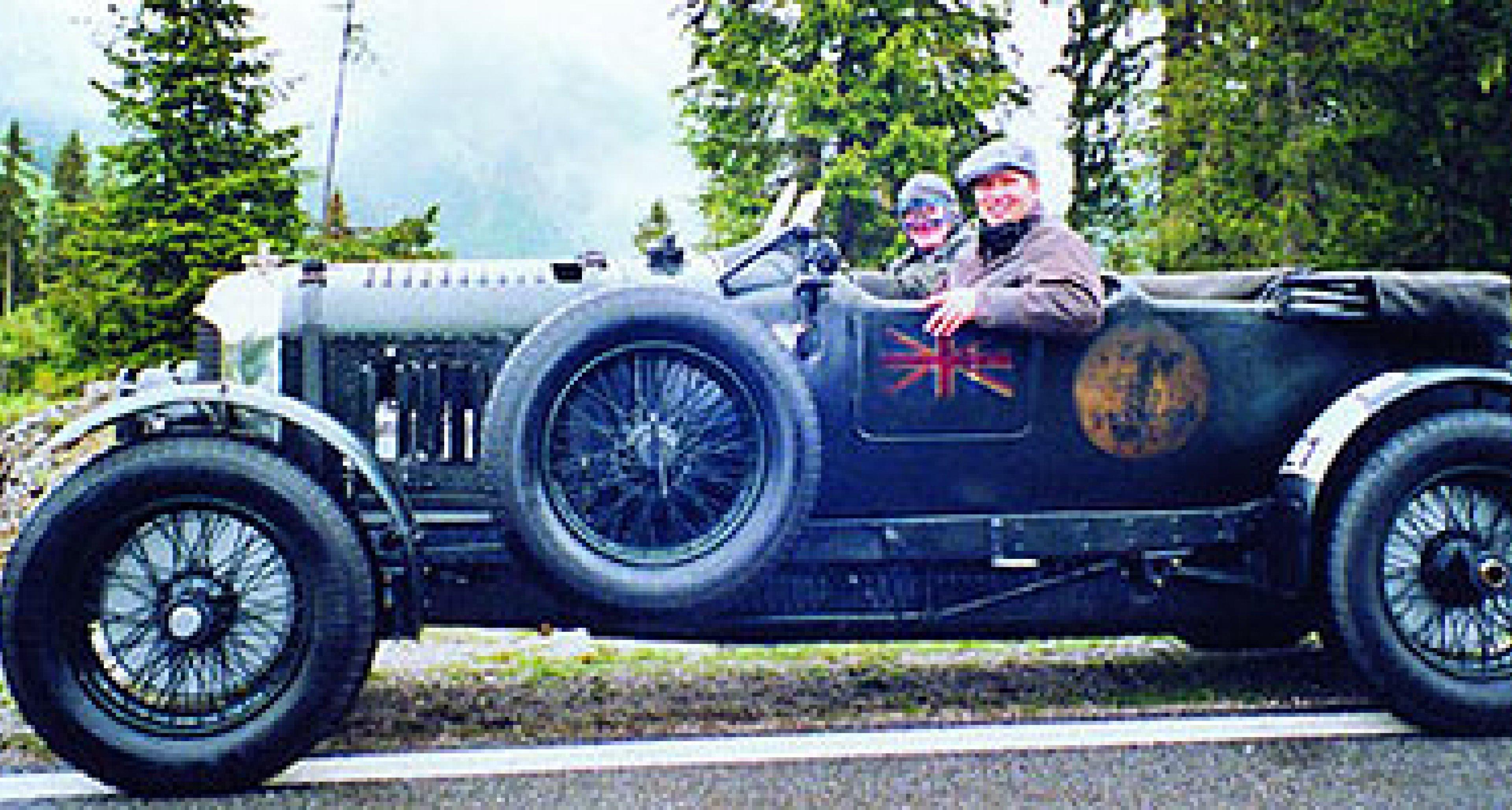 Blower Bentley: Geliebte Dampflok