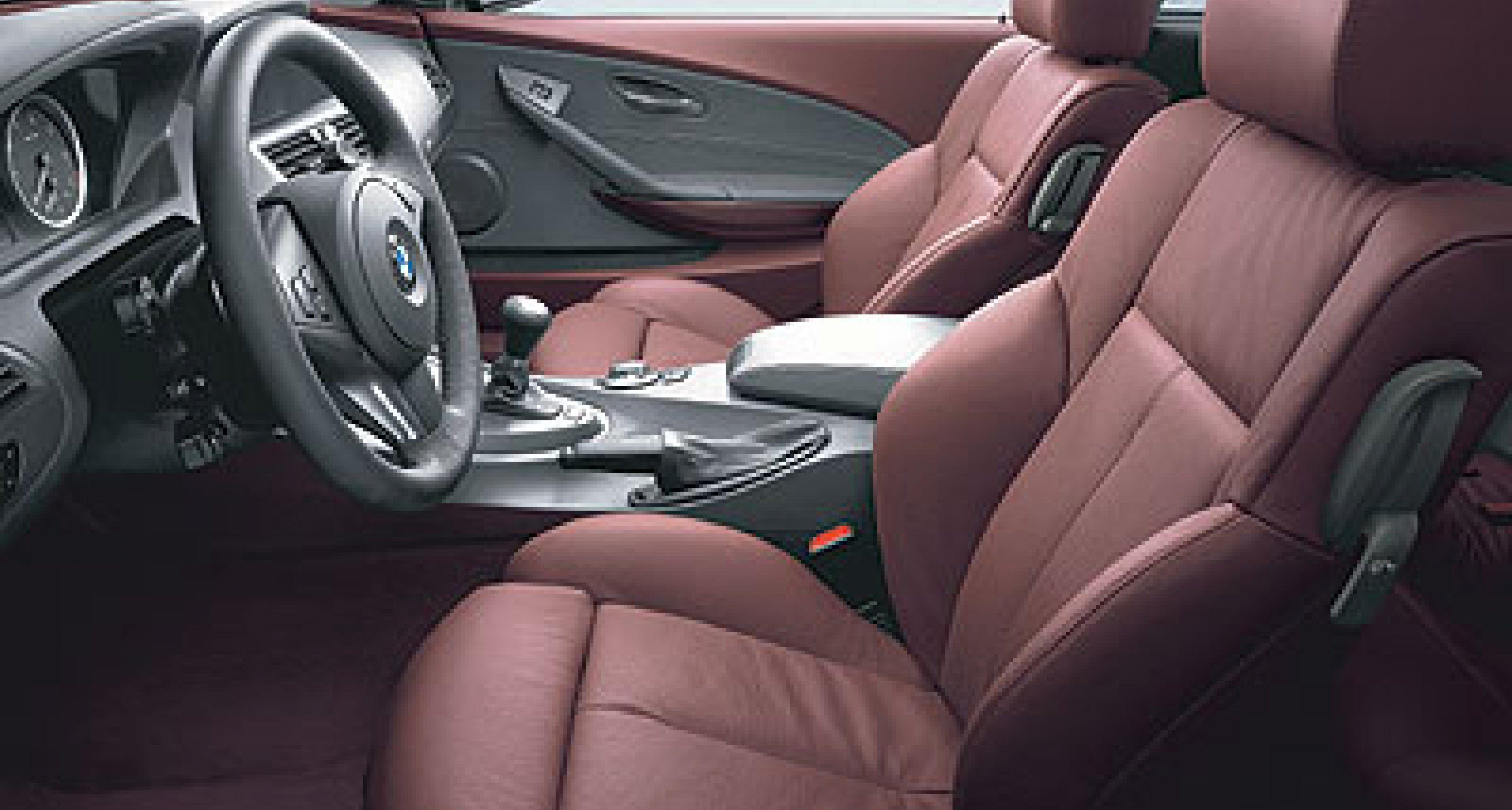 BMW 6 Series 2003