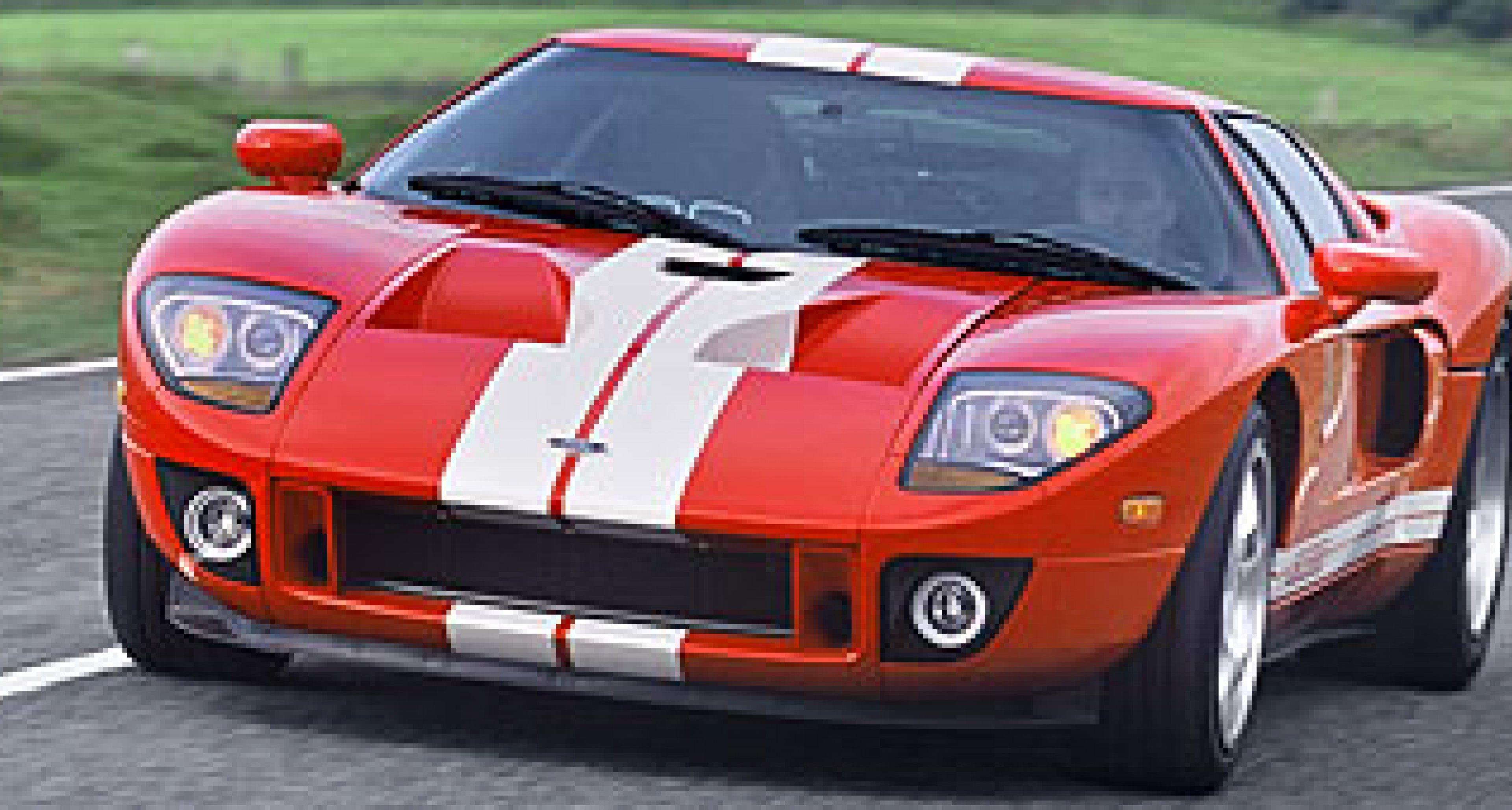 Christie's versteigert ersten Ford GT in Pebble Beach